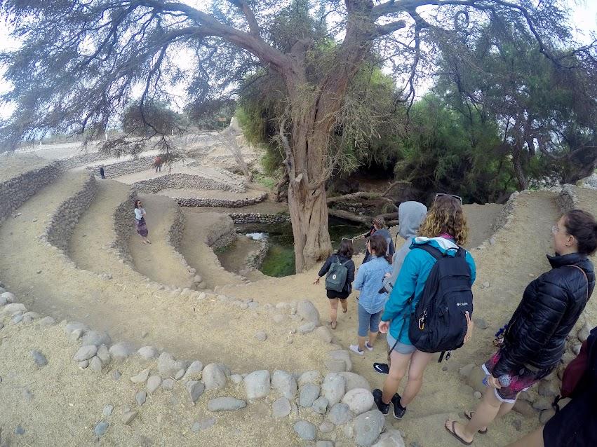 aqueducts nasca
