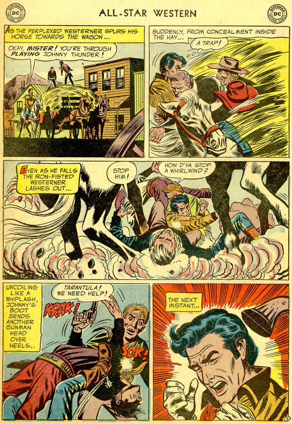 All-Star Western (1951) issue 81 - Page 30
