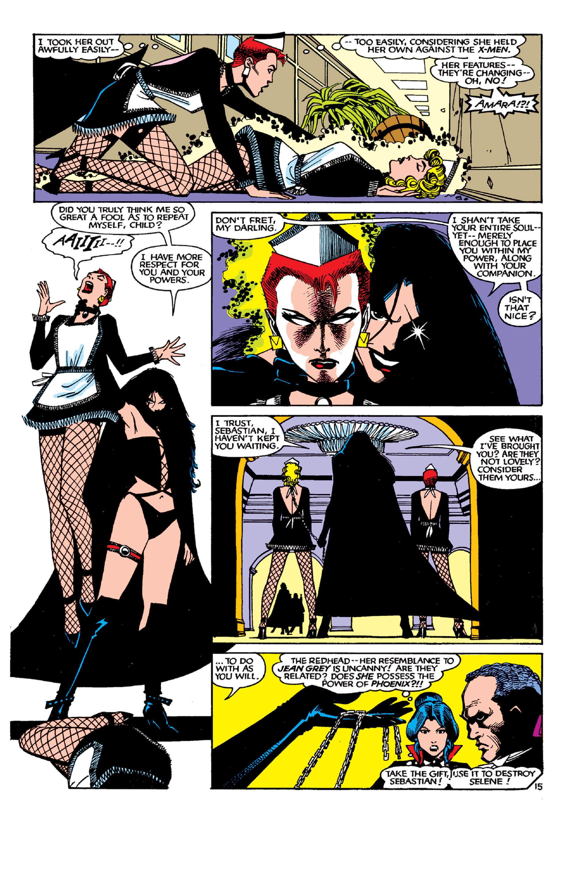 Read online Uncanny X-Men (1963) comic -  Issue #189 - 15
