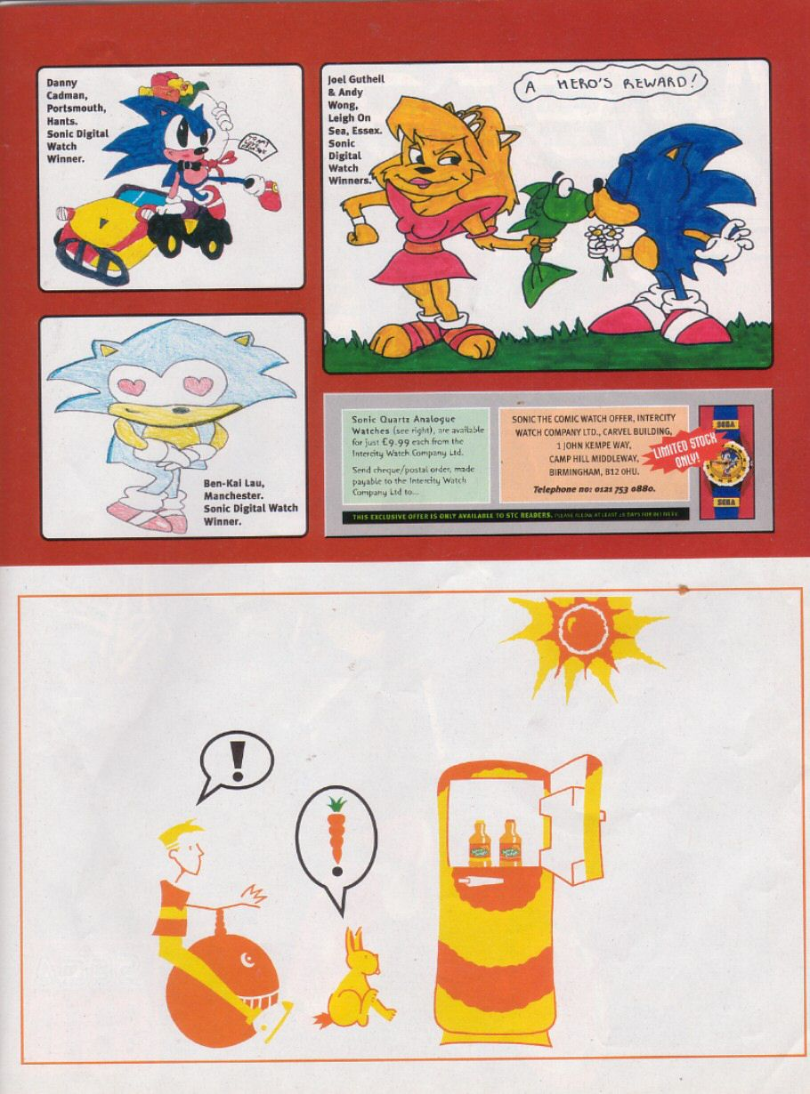Read online Sonic the Comic comic -  Issue #149 - 15