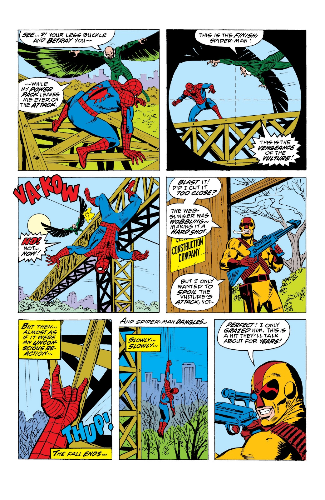 Read online Marvel Masterworks: The Spectacular Spider-Man comic -  Issue # TPB (Part 1) - 95