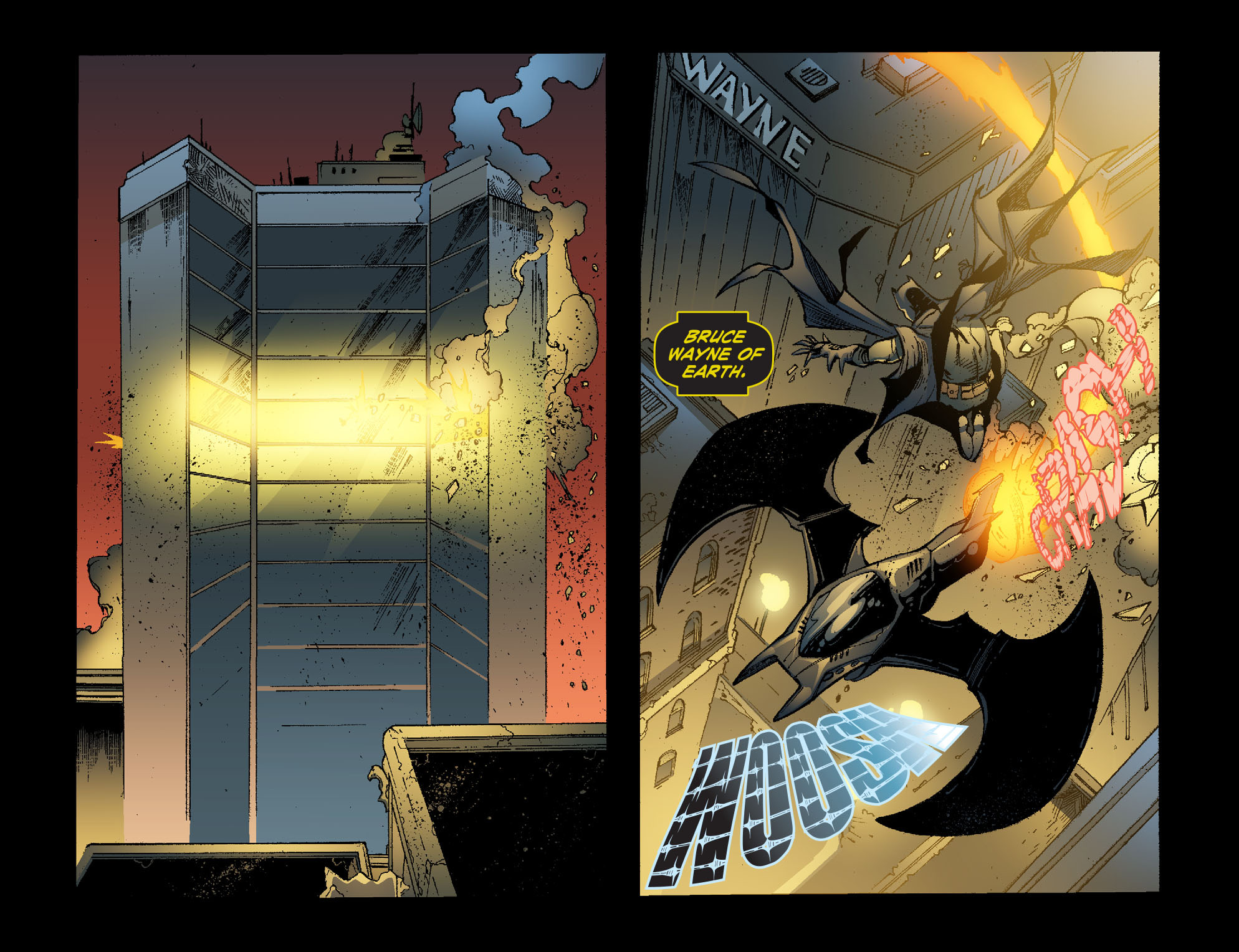 Read online Smallville: Lantern [I] comic -  Issue #11 - 13