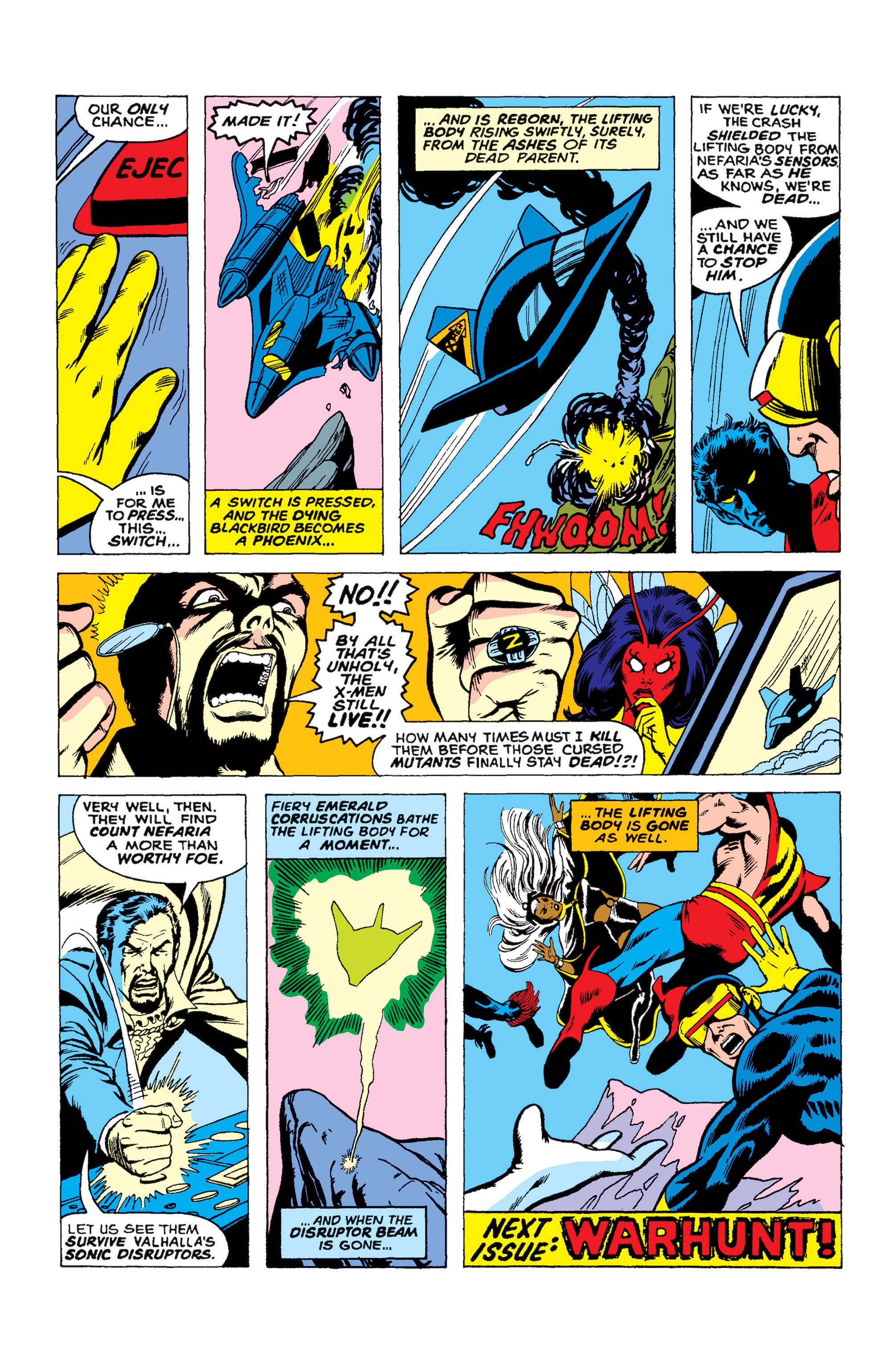 Uncanny X-Men (1963) 94 Page 18
