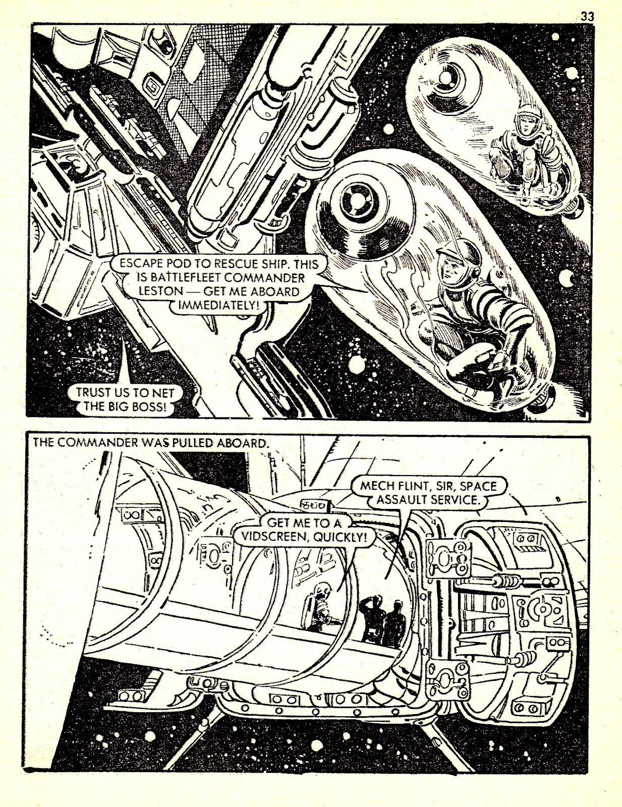 Starblazer issue 140 - Page 33