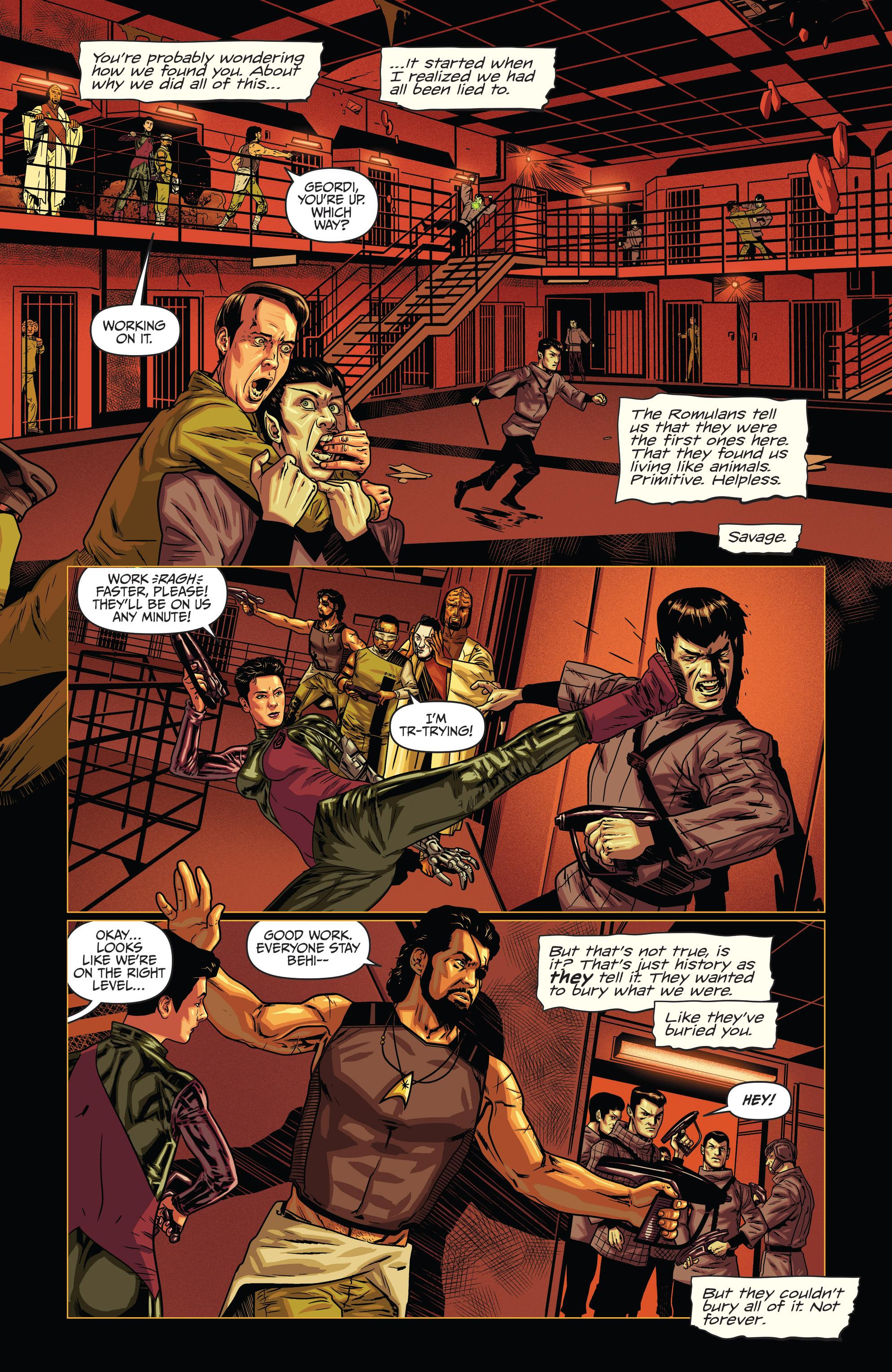 Read online Star Trek: Deviations comic -  Issue # Full - 11