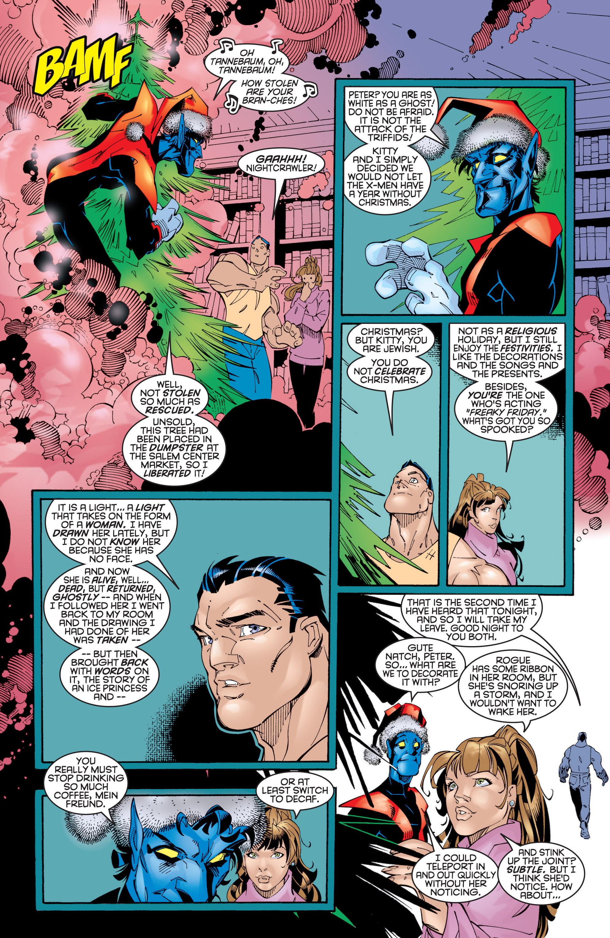 Read online Uncanny X-Men (1963) comic -  Issue #365 - 12