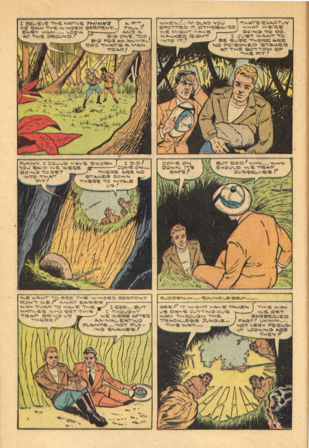 Shadow Comics #101 #94 - English 21