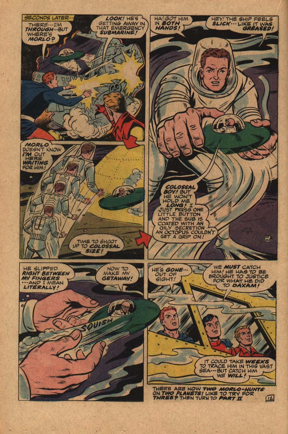 Read online Adventure Comics (1938) comic -  Issue #363 - 16