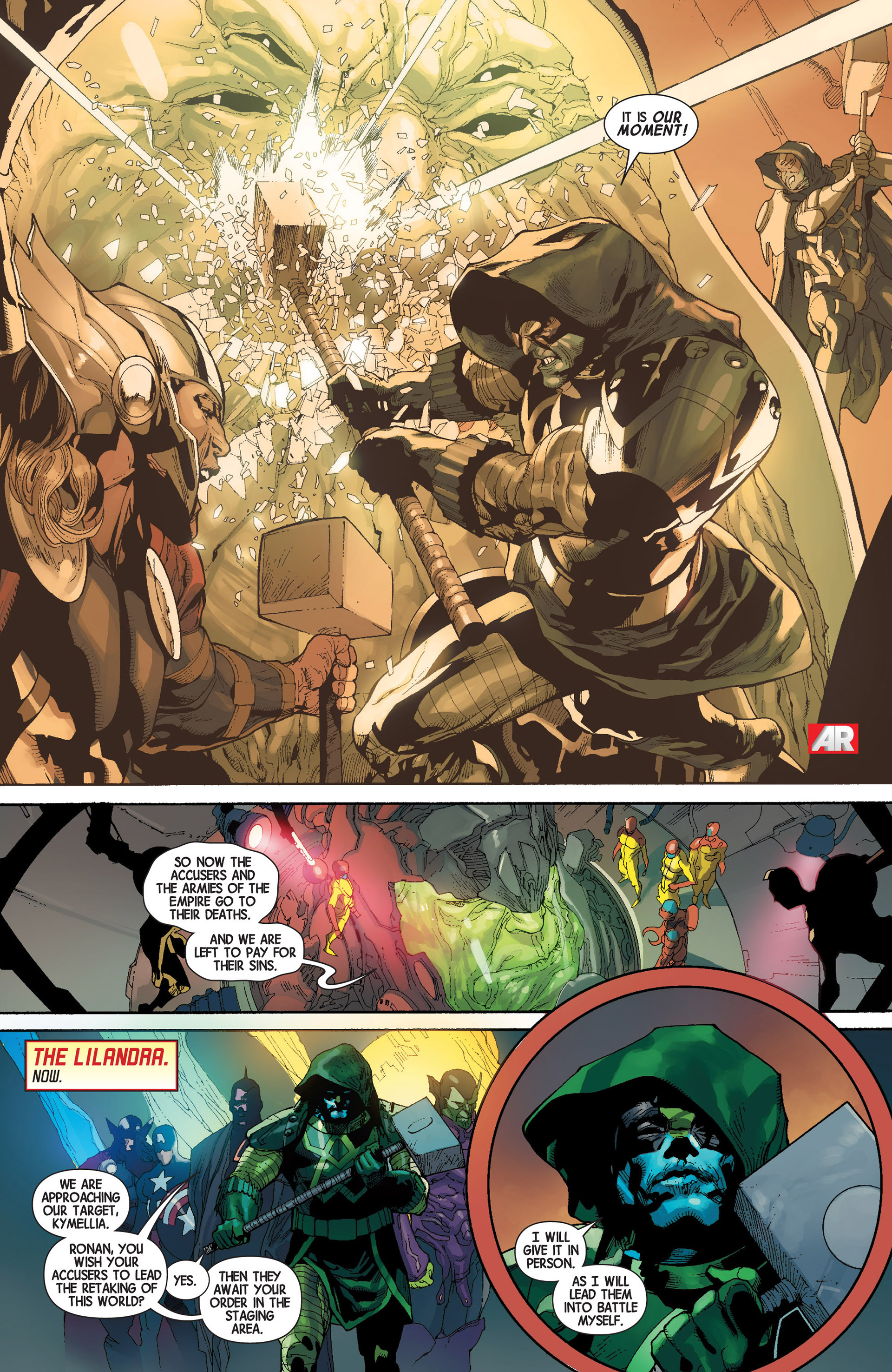 Read online Avengers (2013) comic -  Issue #21 - 12