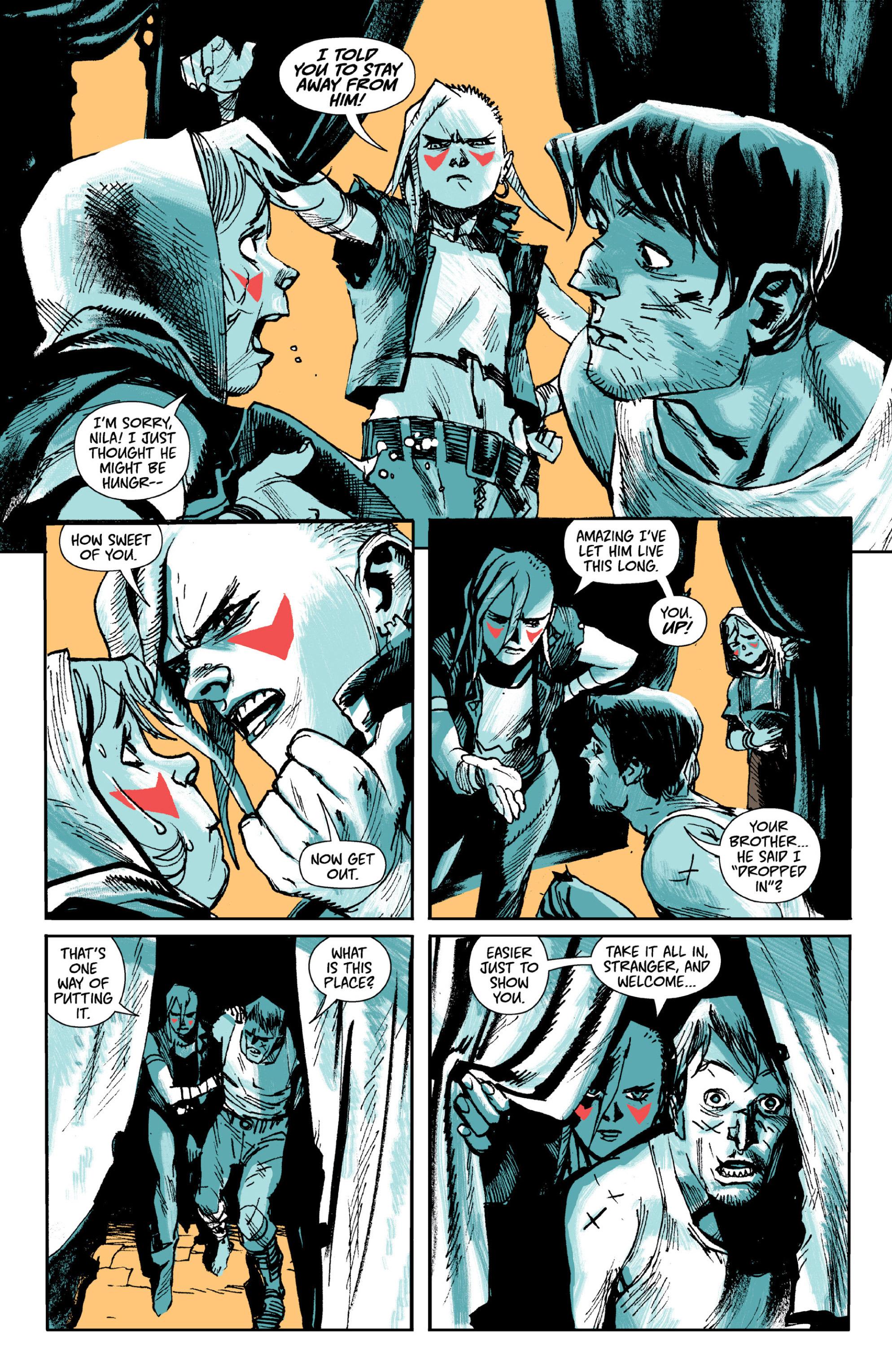 Read online Ei8ht comic -  Issue # TPB - 25