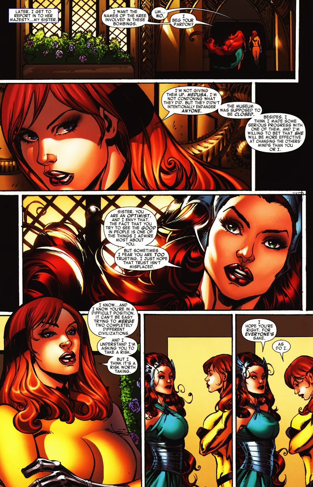 War of Kings: Warriors Issue #2 #2 - English 17