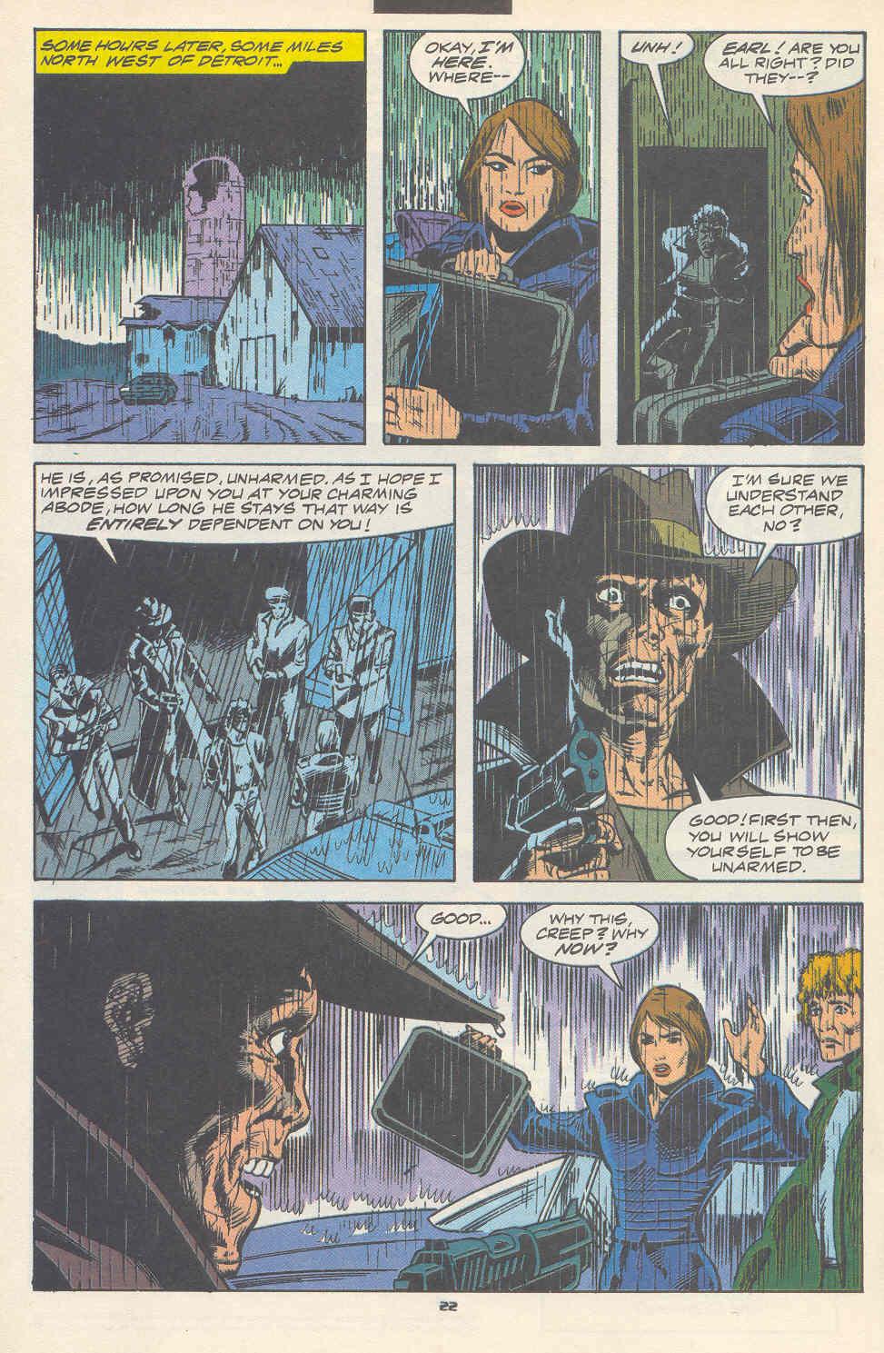 Read online Robocop (1990) comic -  Issue #17 - 17