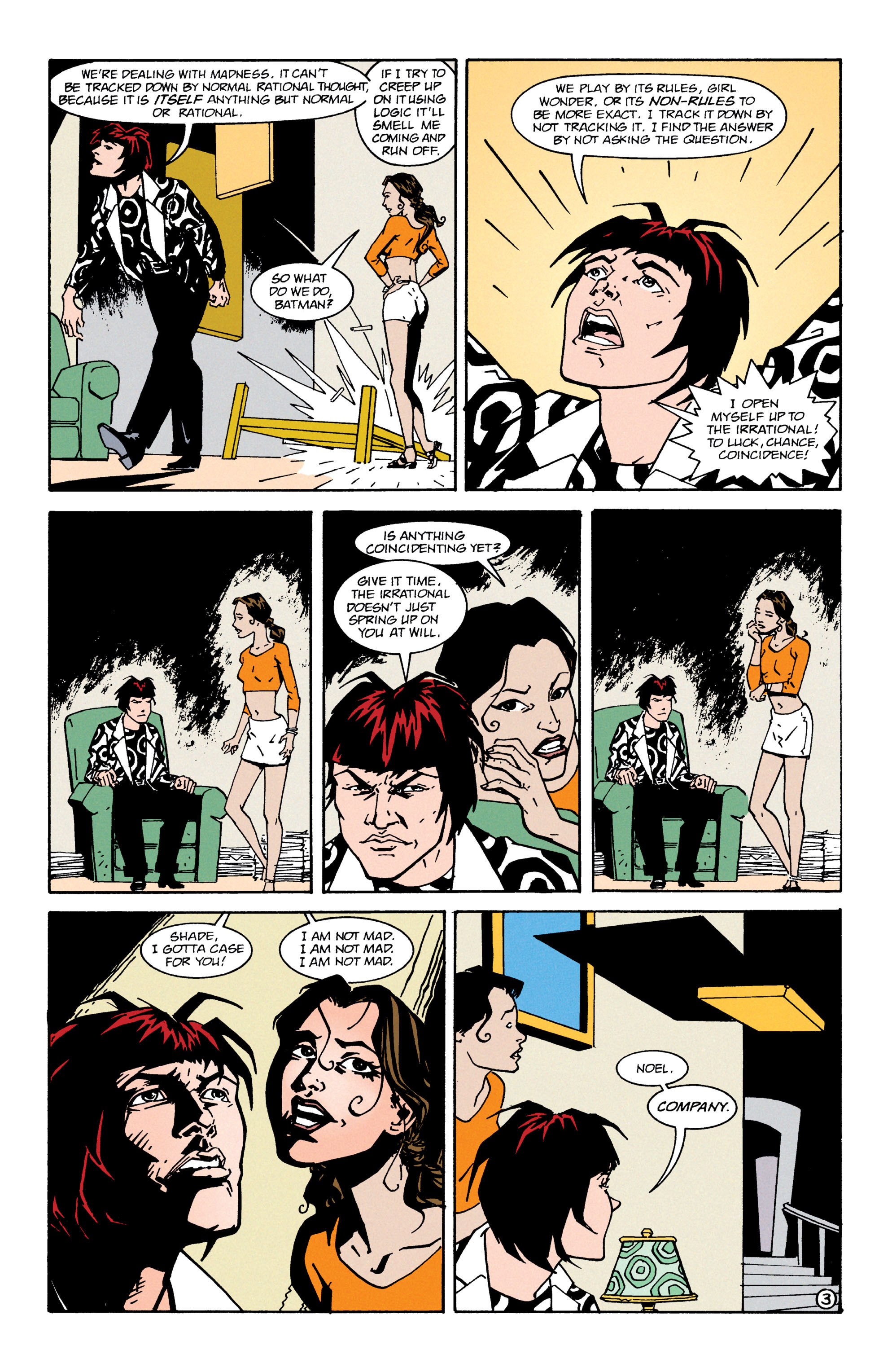Read online Shade, the Changing Man comic -  Issue #65 - 4