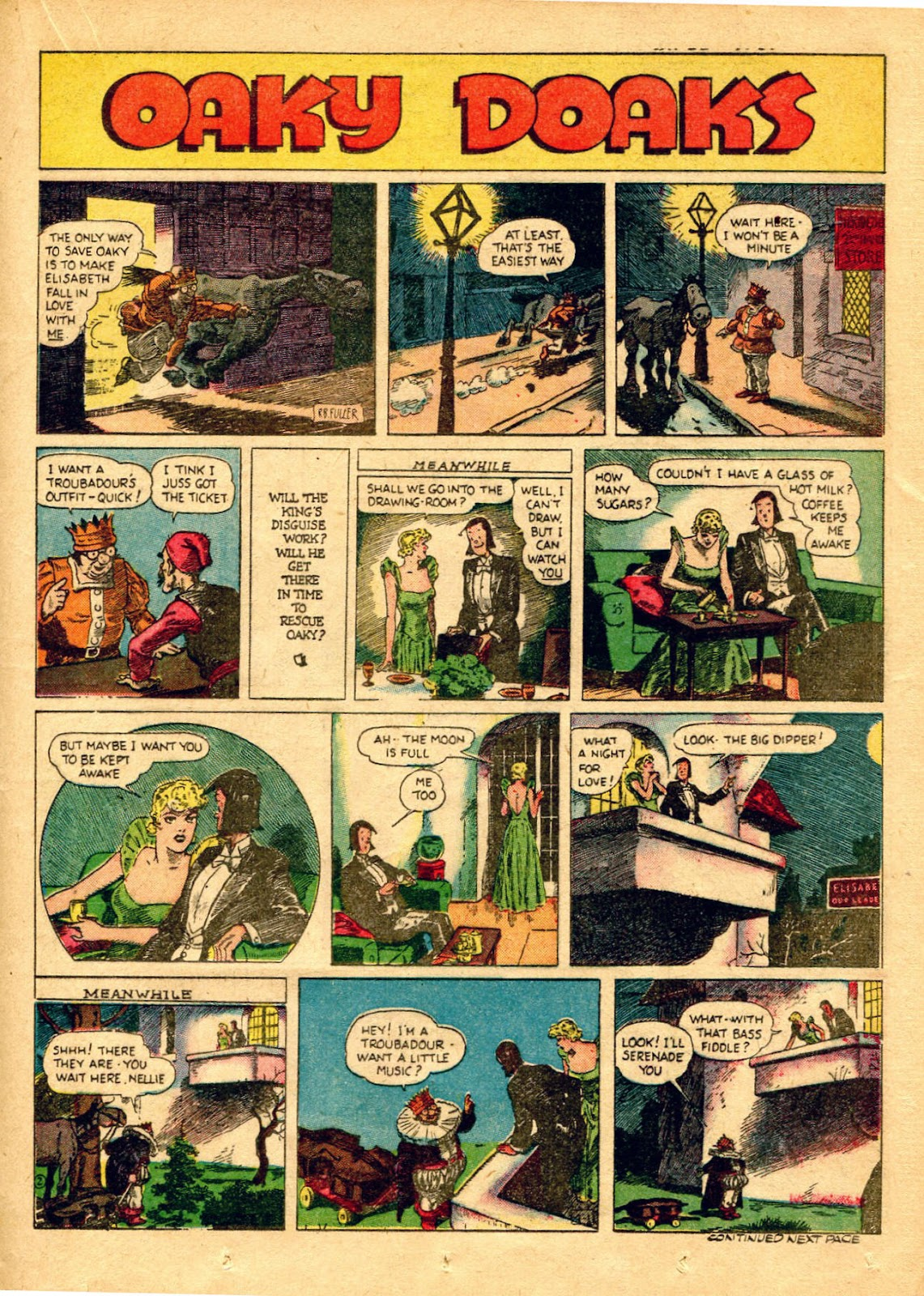 Read online Famous Funnies comic -  Issue #62 - 40