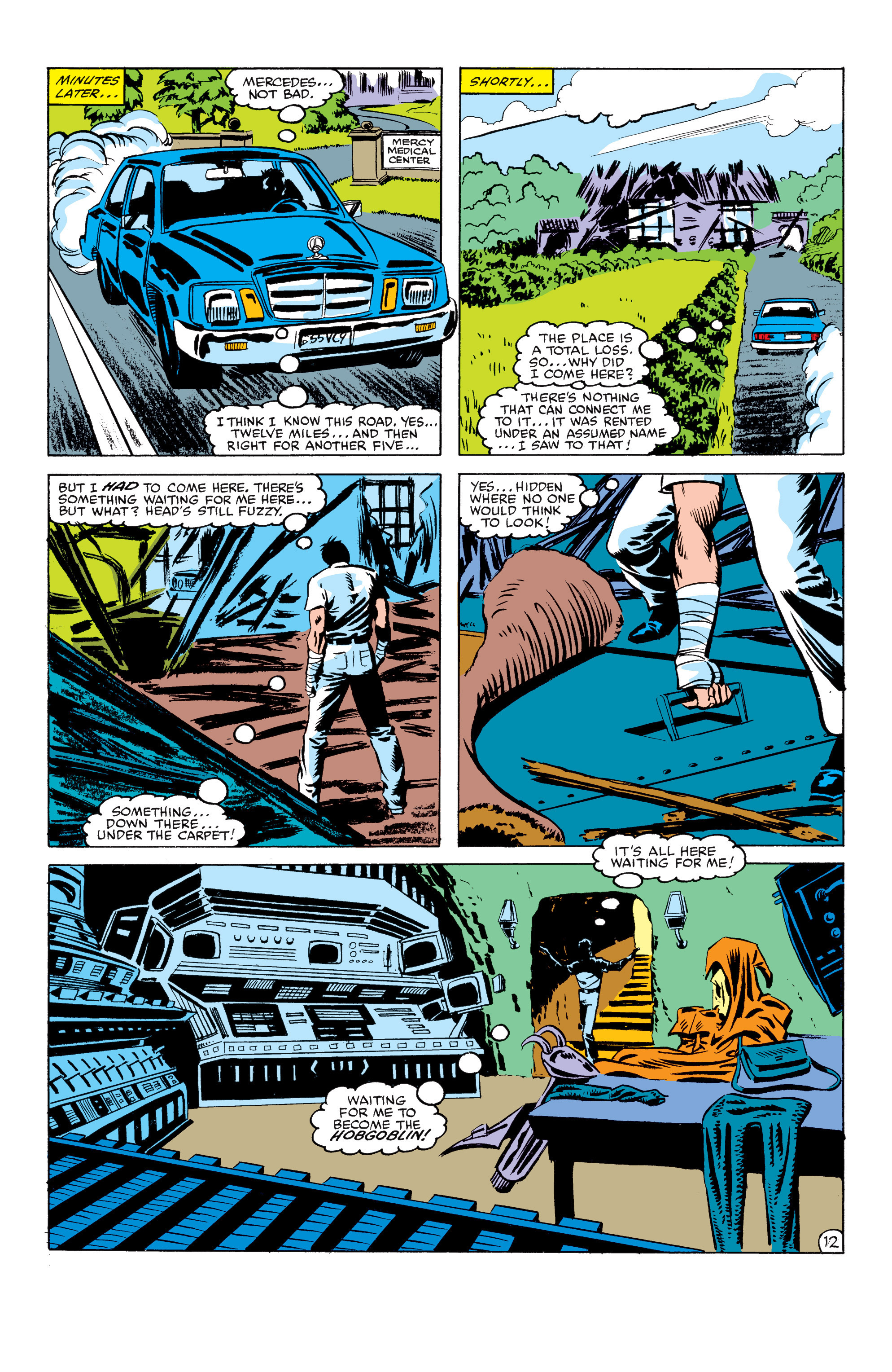 The Amazing Spider-Man (1963) 245 Page 12