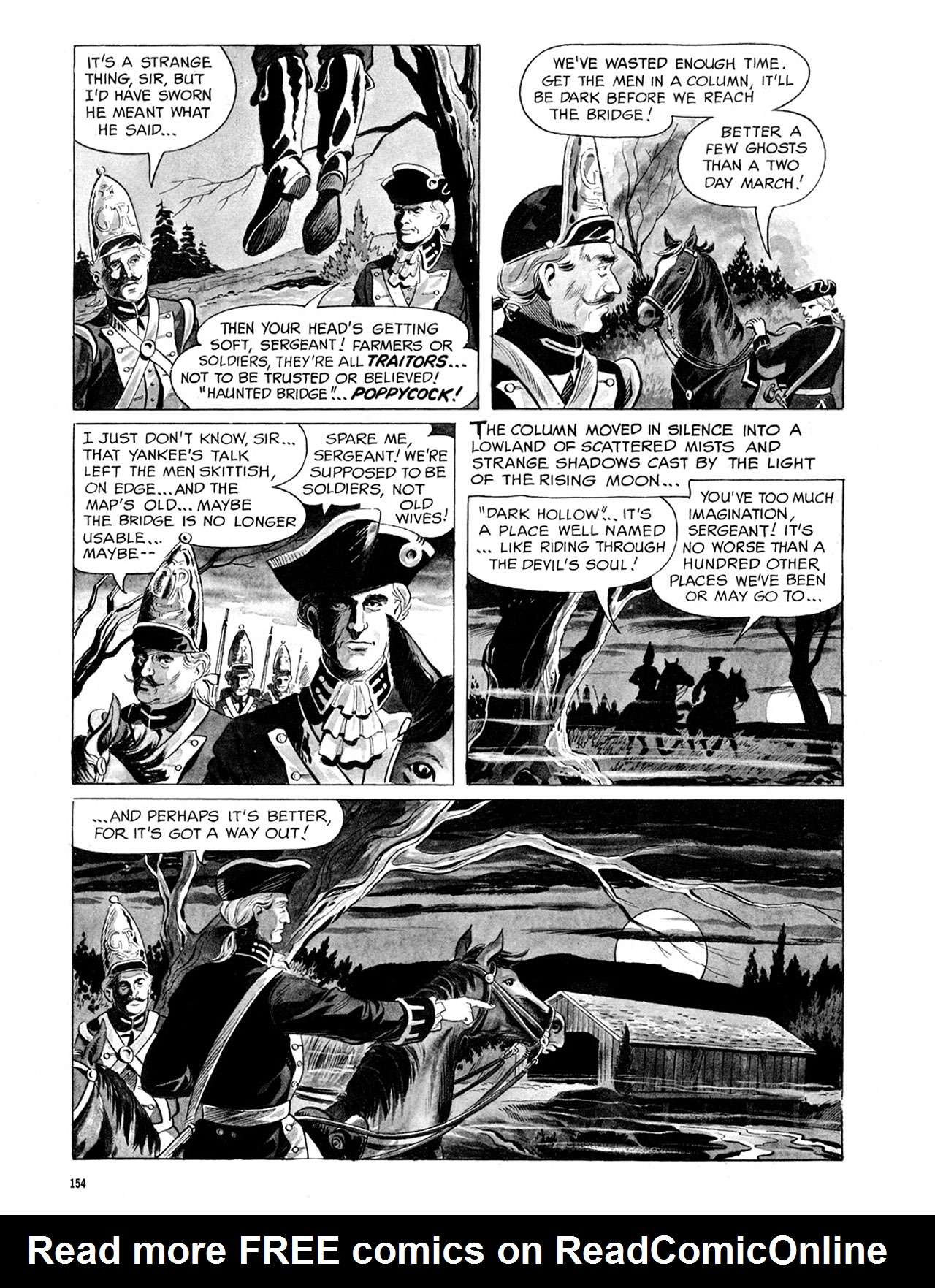 Read online Eerie Archives comic -  Issue # TPB 2 - 155