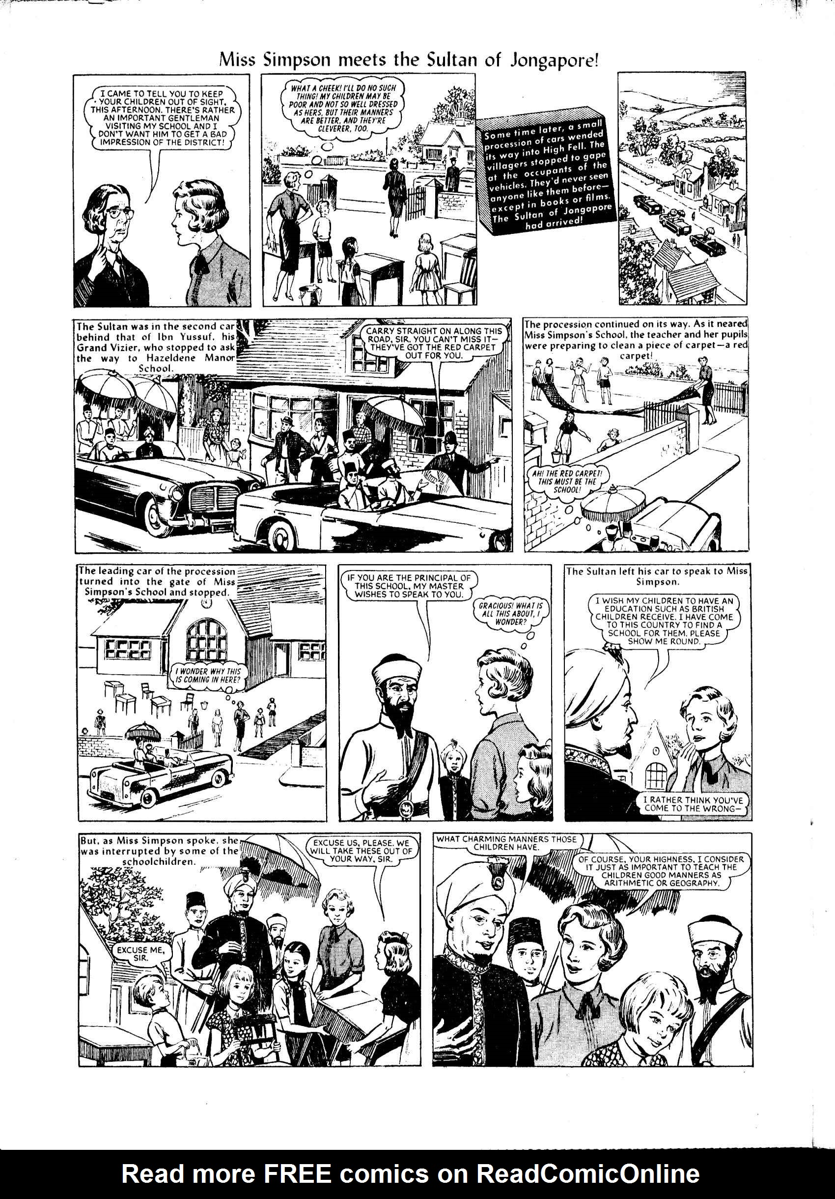 Read online Judy comic -  Issue #38 - 4