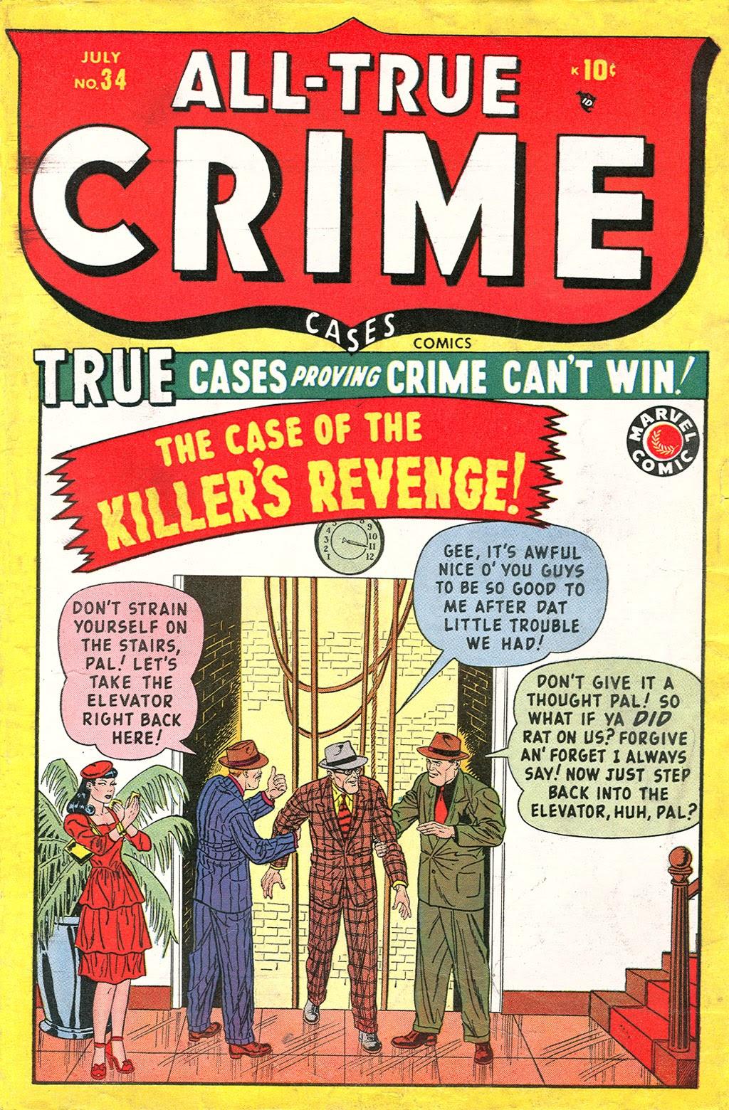 All-True Crime 34 Page 1