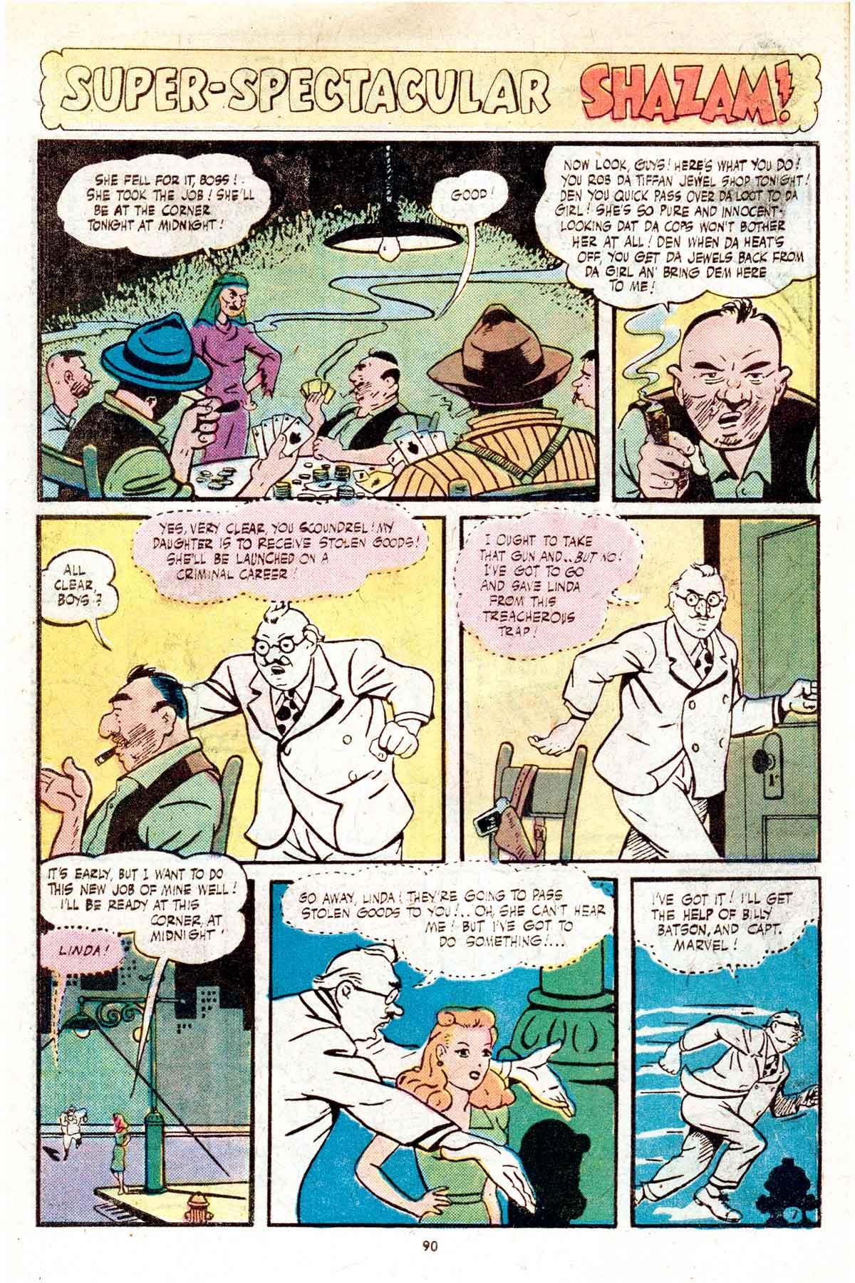 Read online Shazam! (1973) comic -  Issue #17 - 90