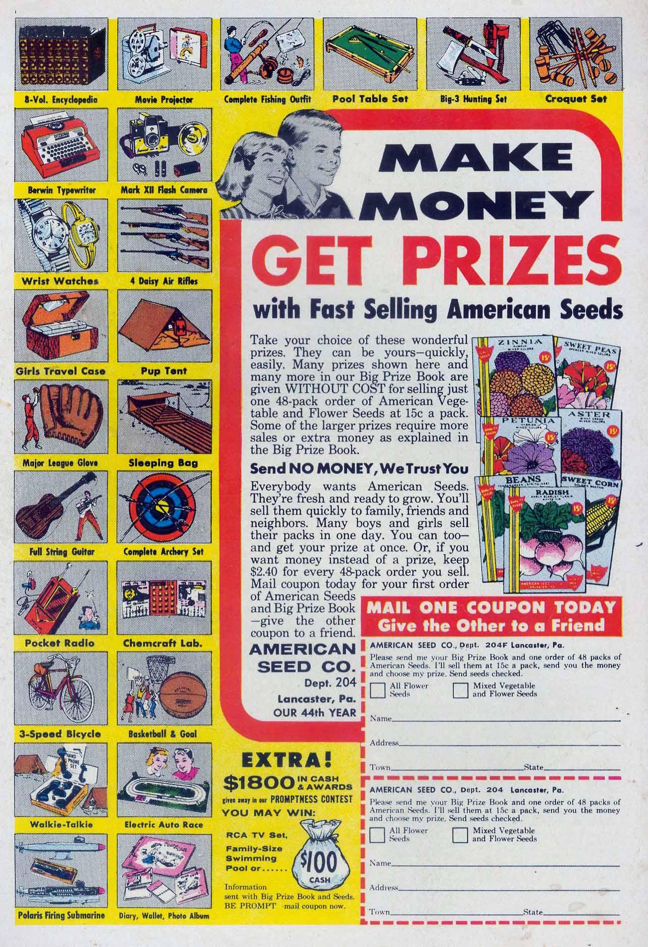 Read online Wonder Woman (1942) comic -  Issue #129 - 36