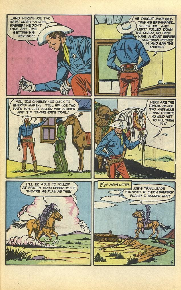 Read online Roy Rogers comic -  Issue #1 - 38