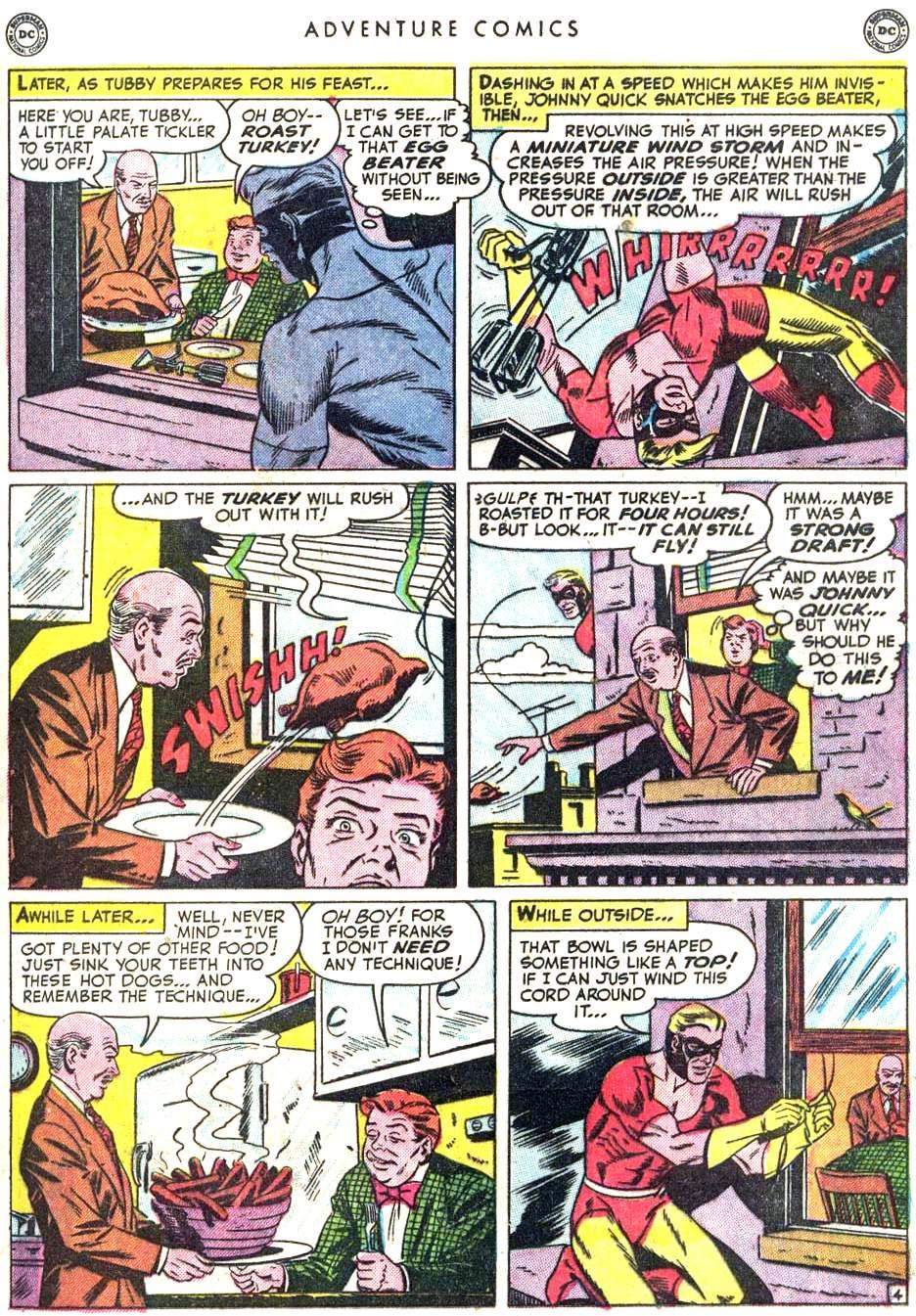 Read online Adventure Comics (1938) comic -  Issue #156 - 19