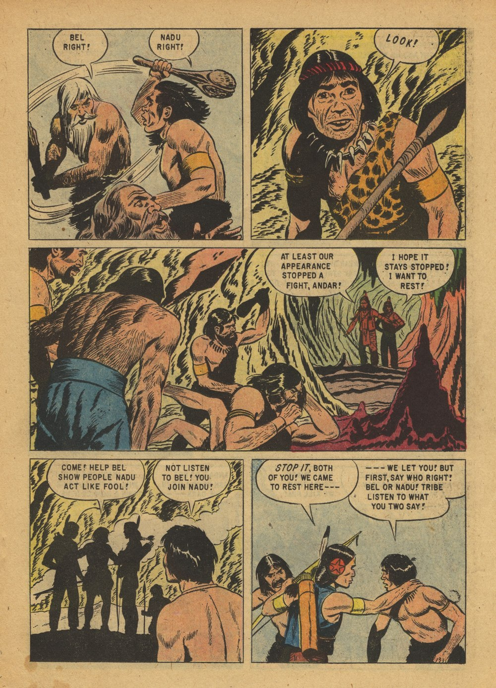 Read online Turok, Son of Stone comic -  Issue #15 - 23