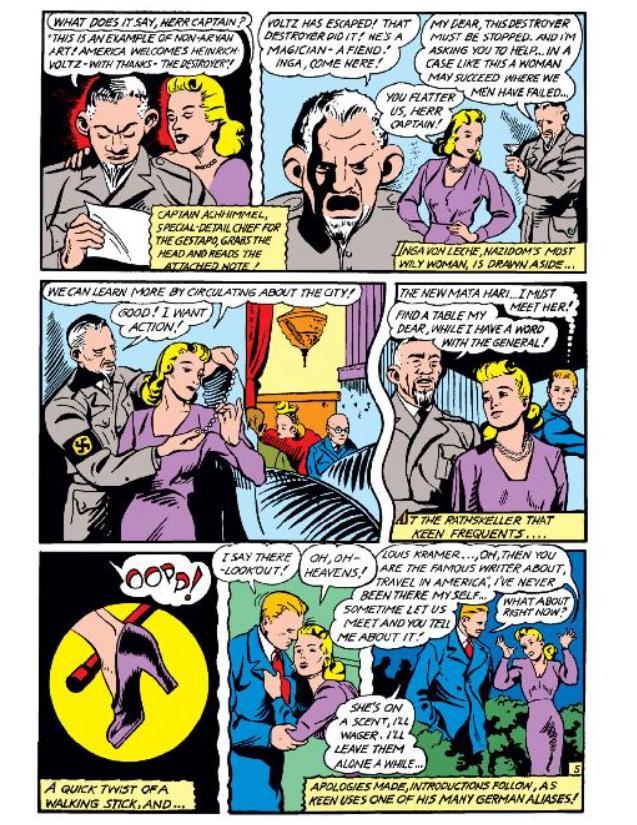 Read online All-Winners Comics comic -  Issue #5 - 59