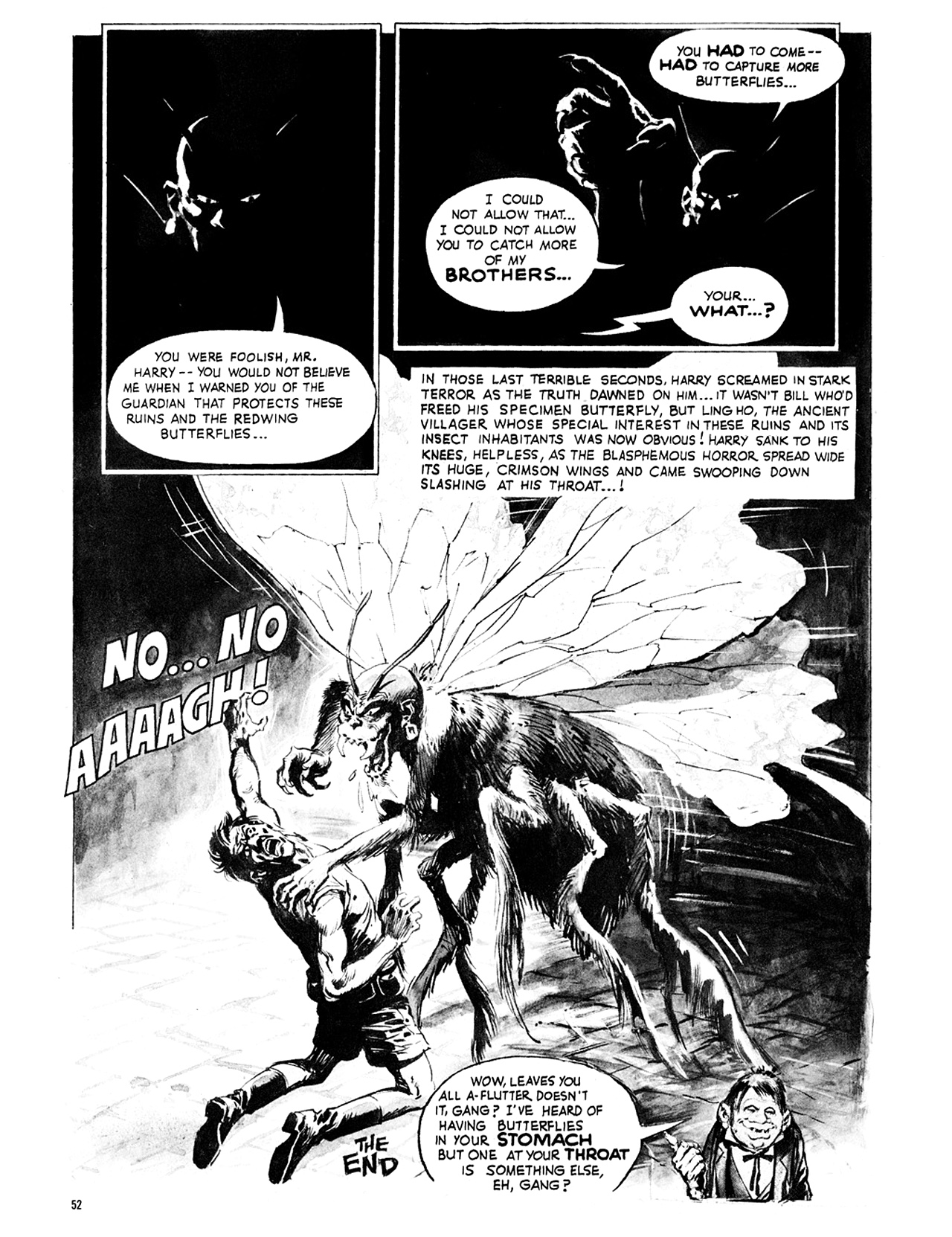 Read online Eerie Archives comic -  Issue # TPB 8 - 53