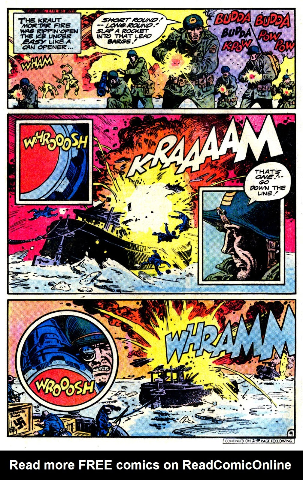 Sgt. Rock issue 360 - Page 9
