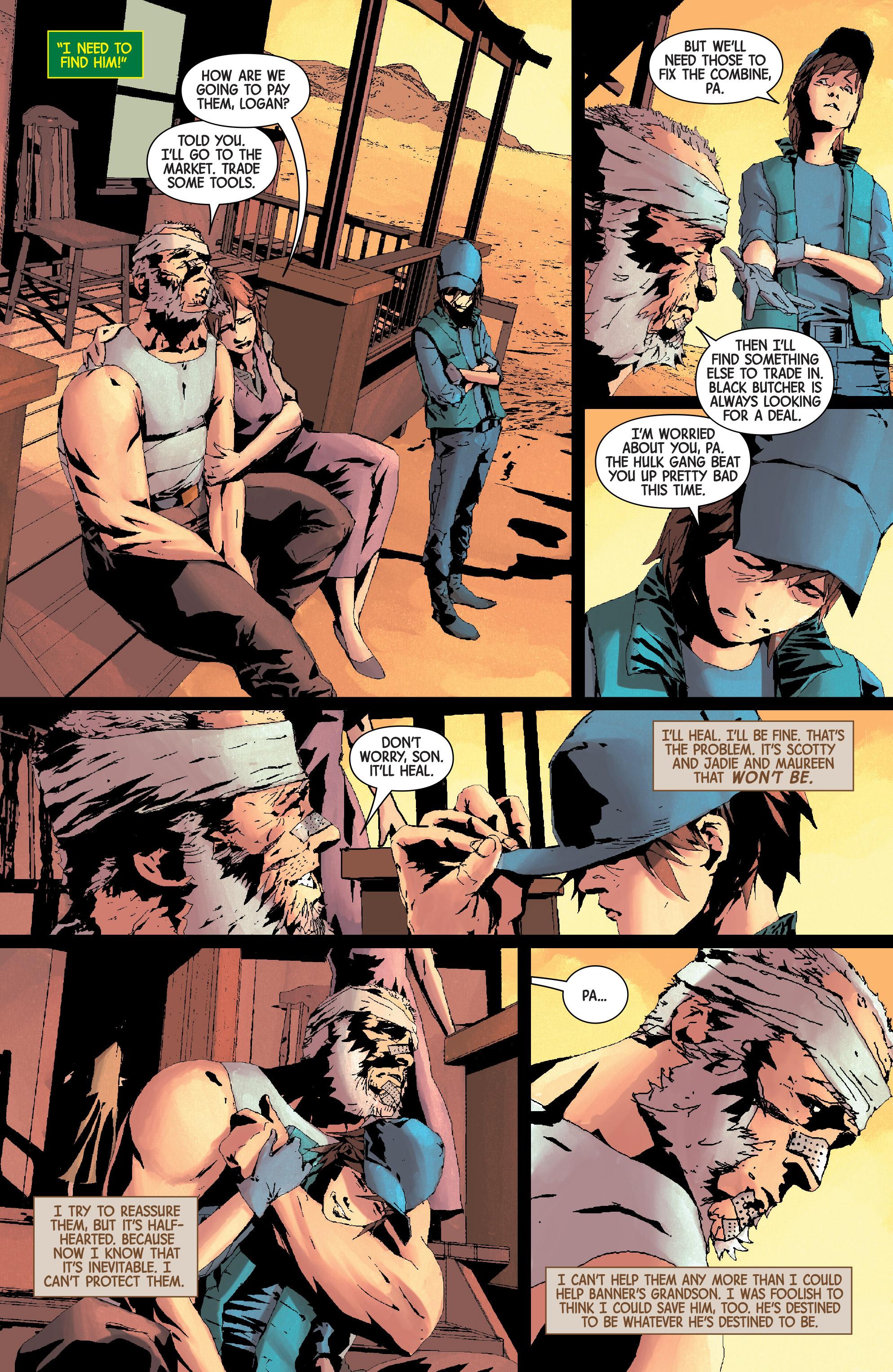 Read online Old Man Logan (2016) comic -  Issue #24 - 15