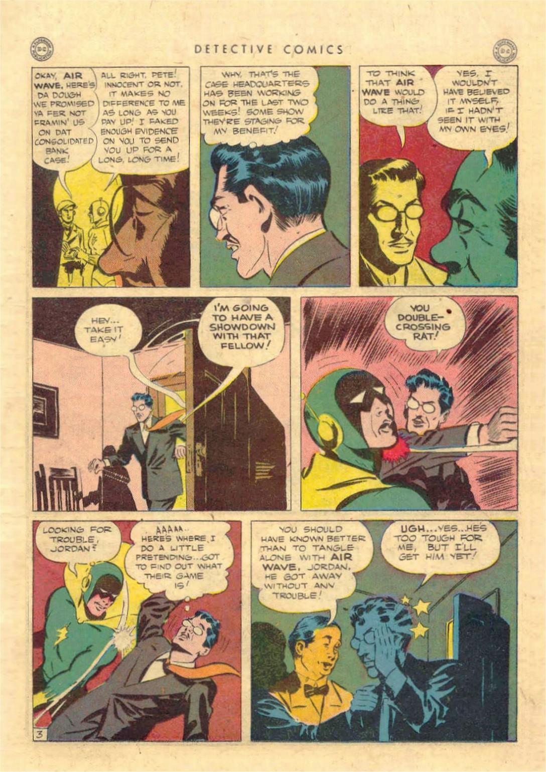 Read online Detective Comics (1937) comic -  Issue #97 - 33