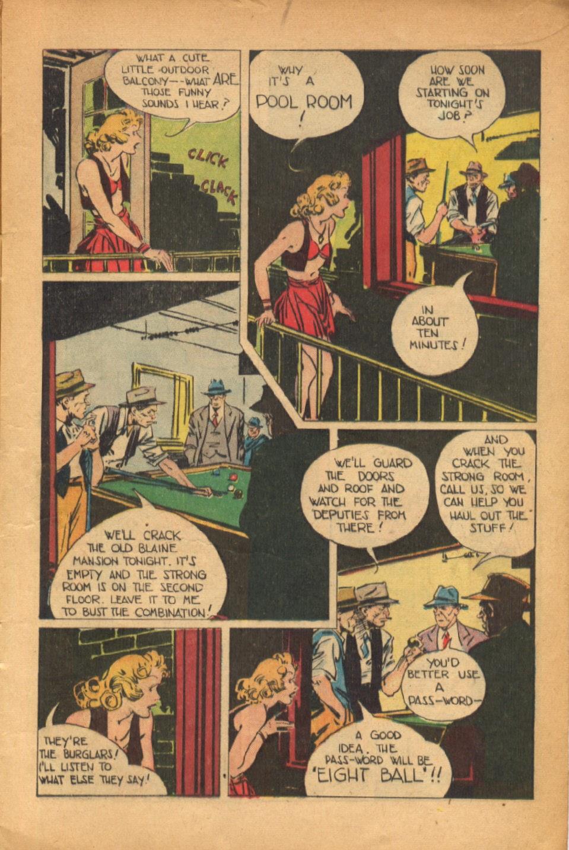 Read online Super-Magician Comics comic -  Issue #54 - 12