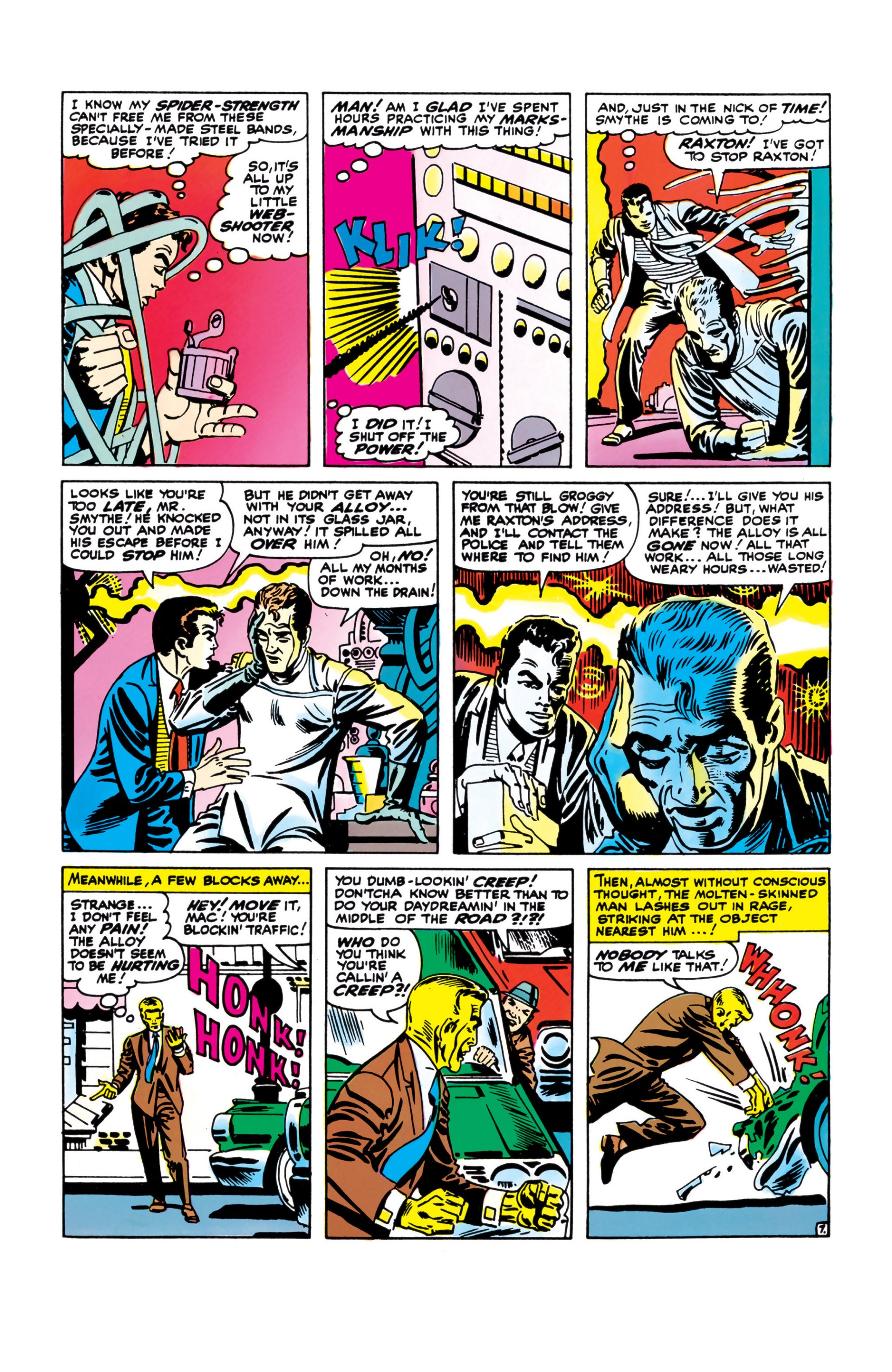The Amazing Spider-Man (1963) 28 Page 7