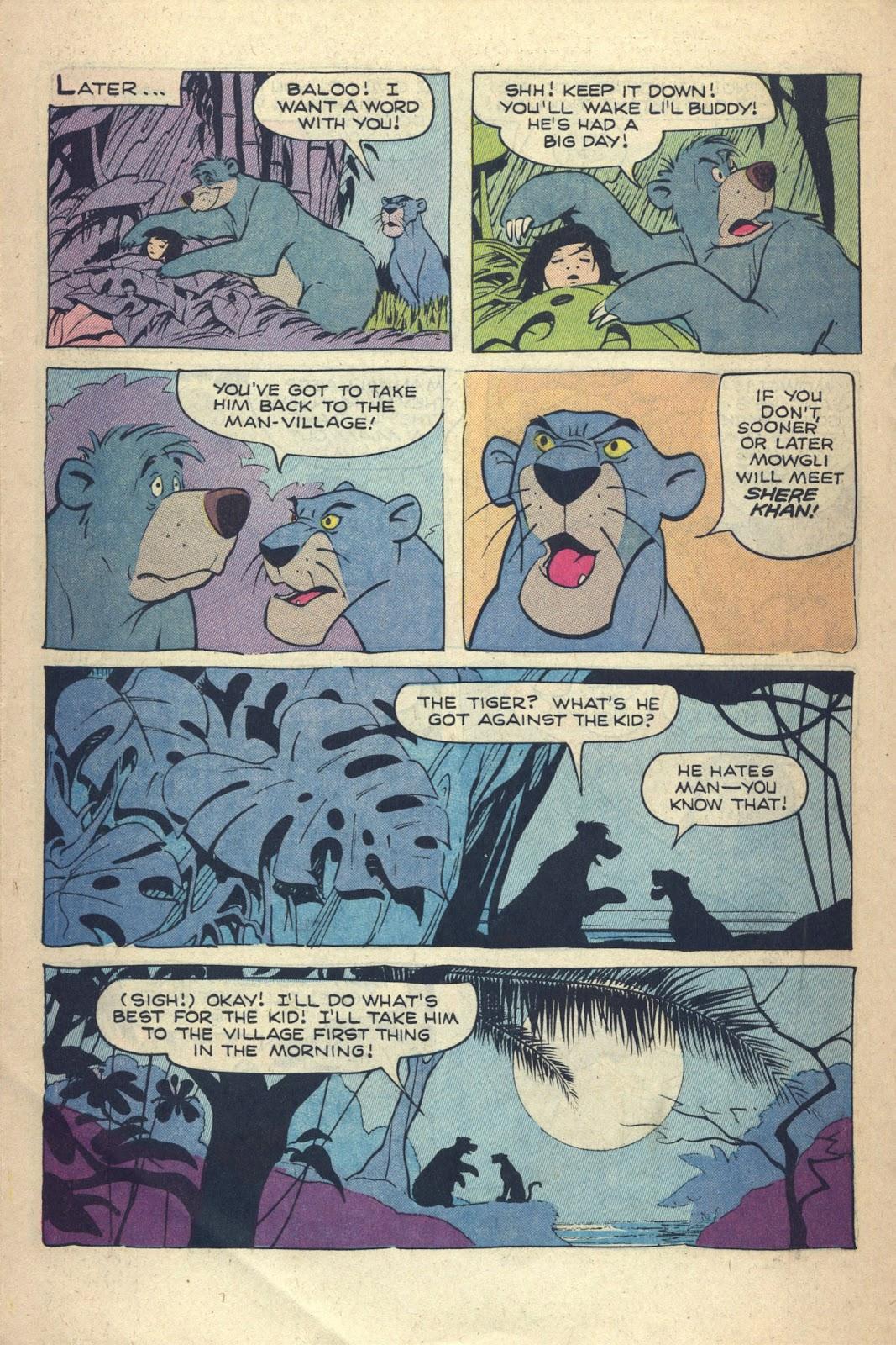 Read online Walt Disney presents The Jungle Book comic -  Issue # Full - 17