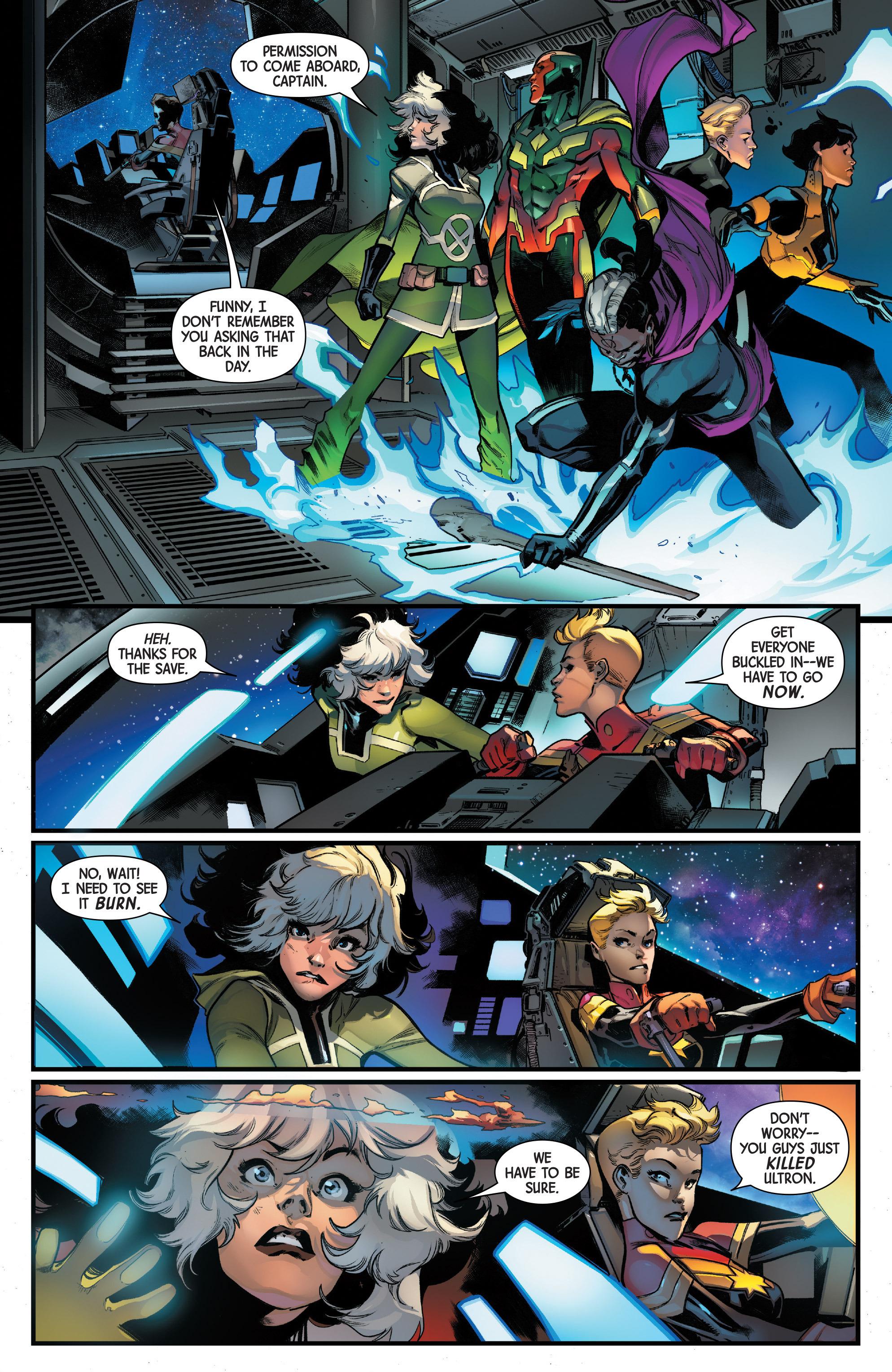 Read online Uncanny Avengers [II] comic -  Issue #12 - 18