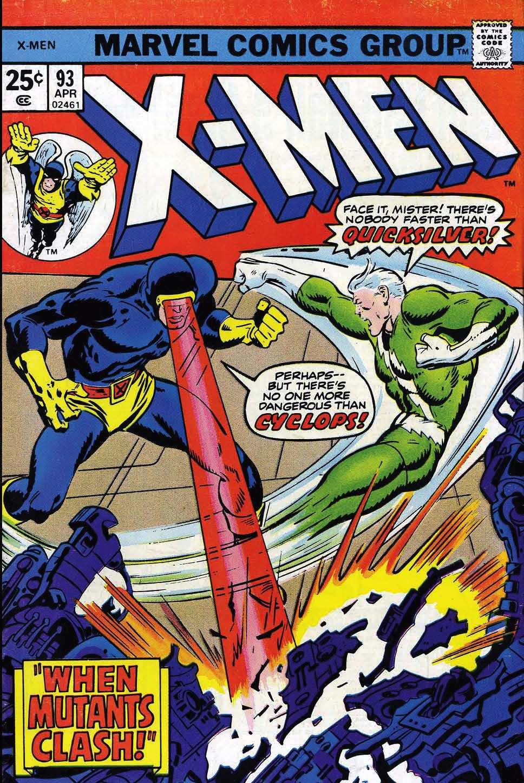 Uncanny X-Men (1963) 93 Page 1
