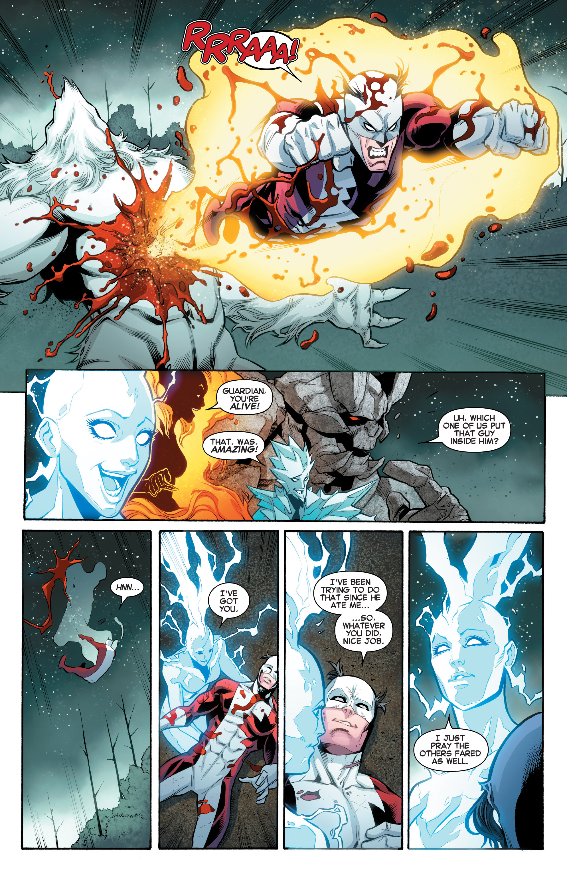 Read online Amazing X-Men (2014) comic -  Issue #12 - 18
