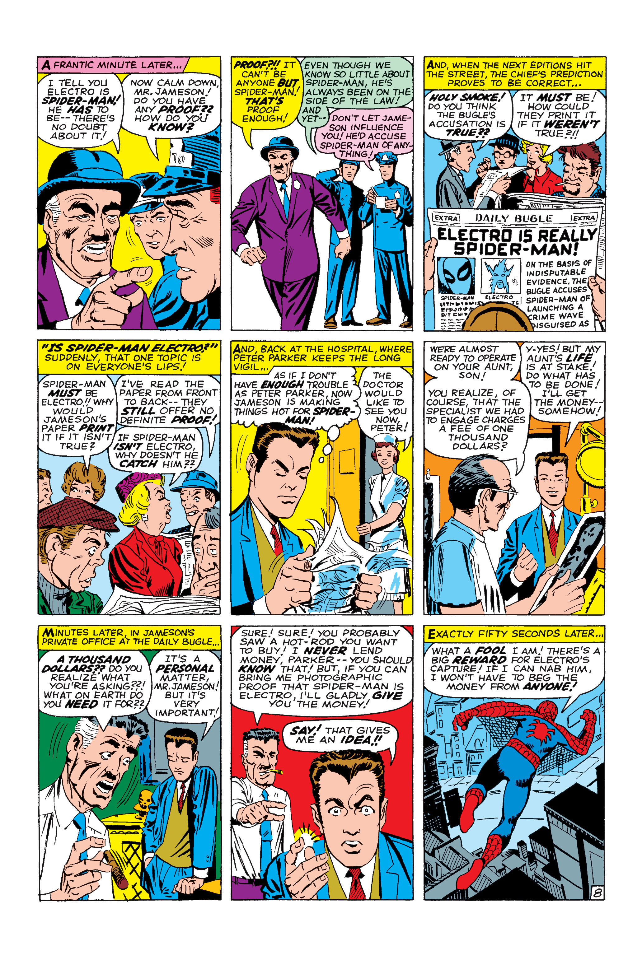 The Amazing Spider-Man (1963) 9 Page 8