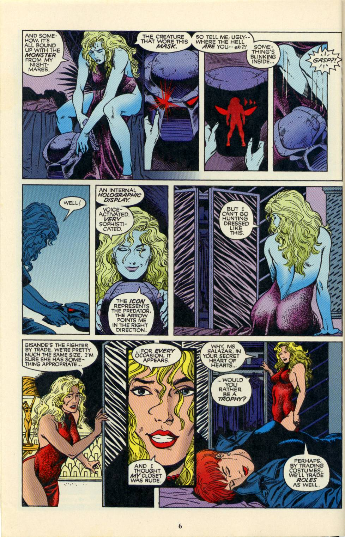 Read online Aliens/Predator: The Deadliest of the Species comic -  Issue #4 - 7