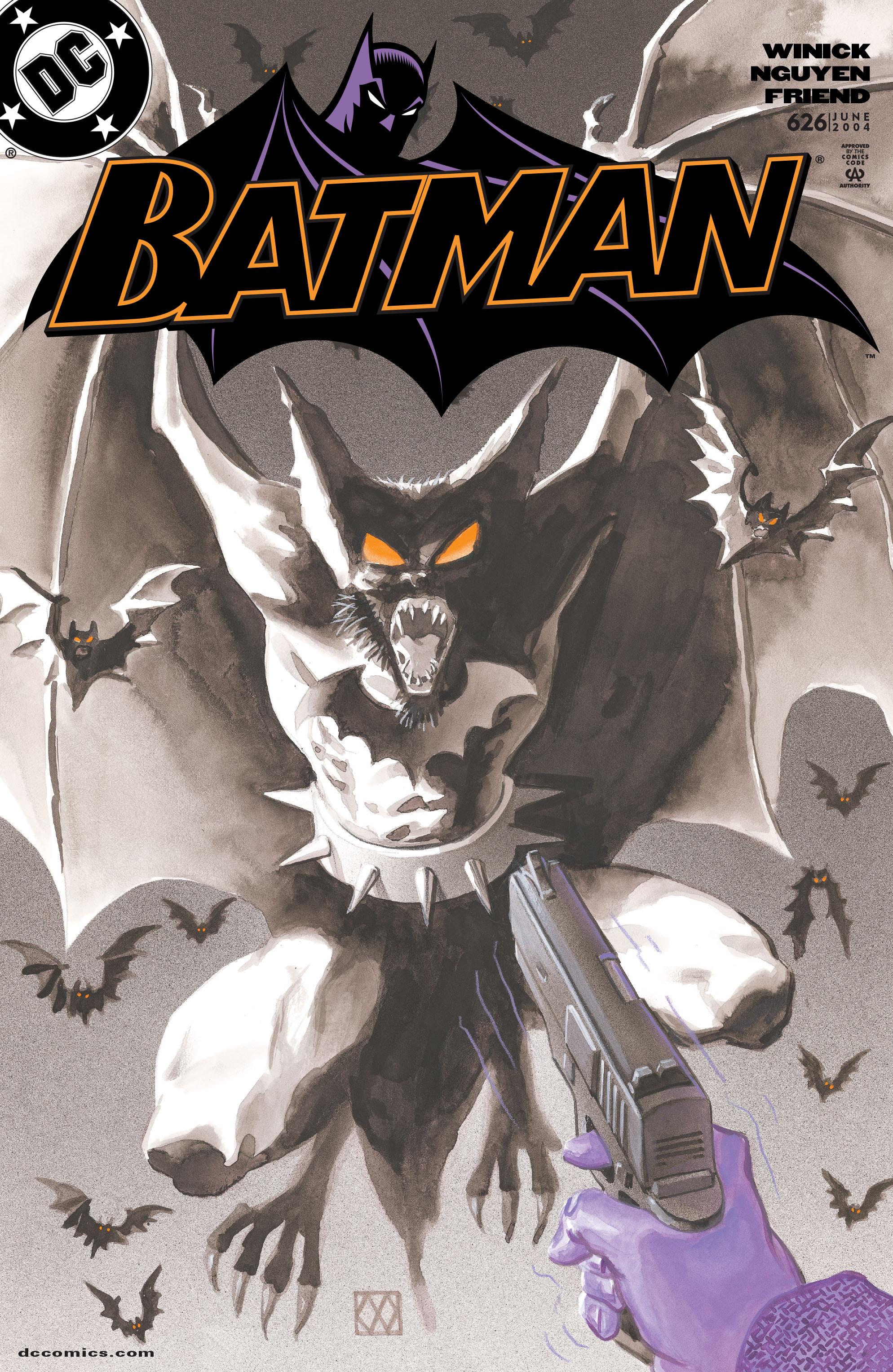 Batman (1940) 626 Page 1