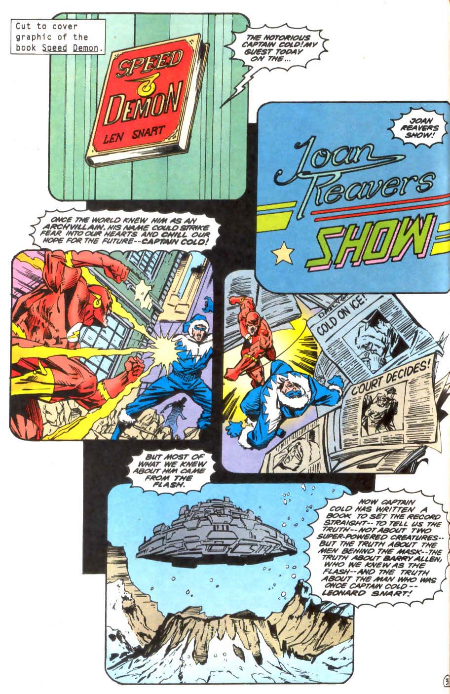 Read online The Flash (1987) comic -  Issue # _Annual 7 - 32