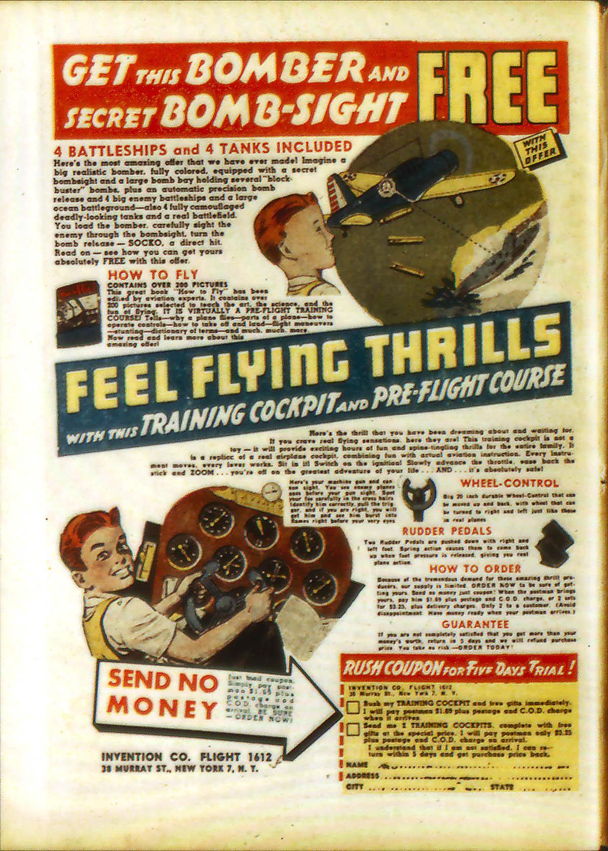 Read online Adventure Comics (1938) comic -  Issue #89 - 58