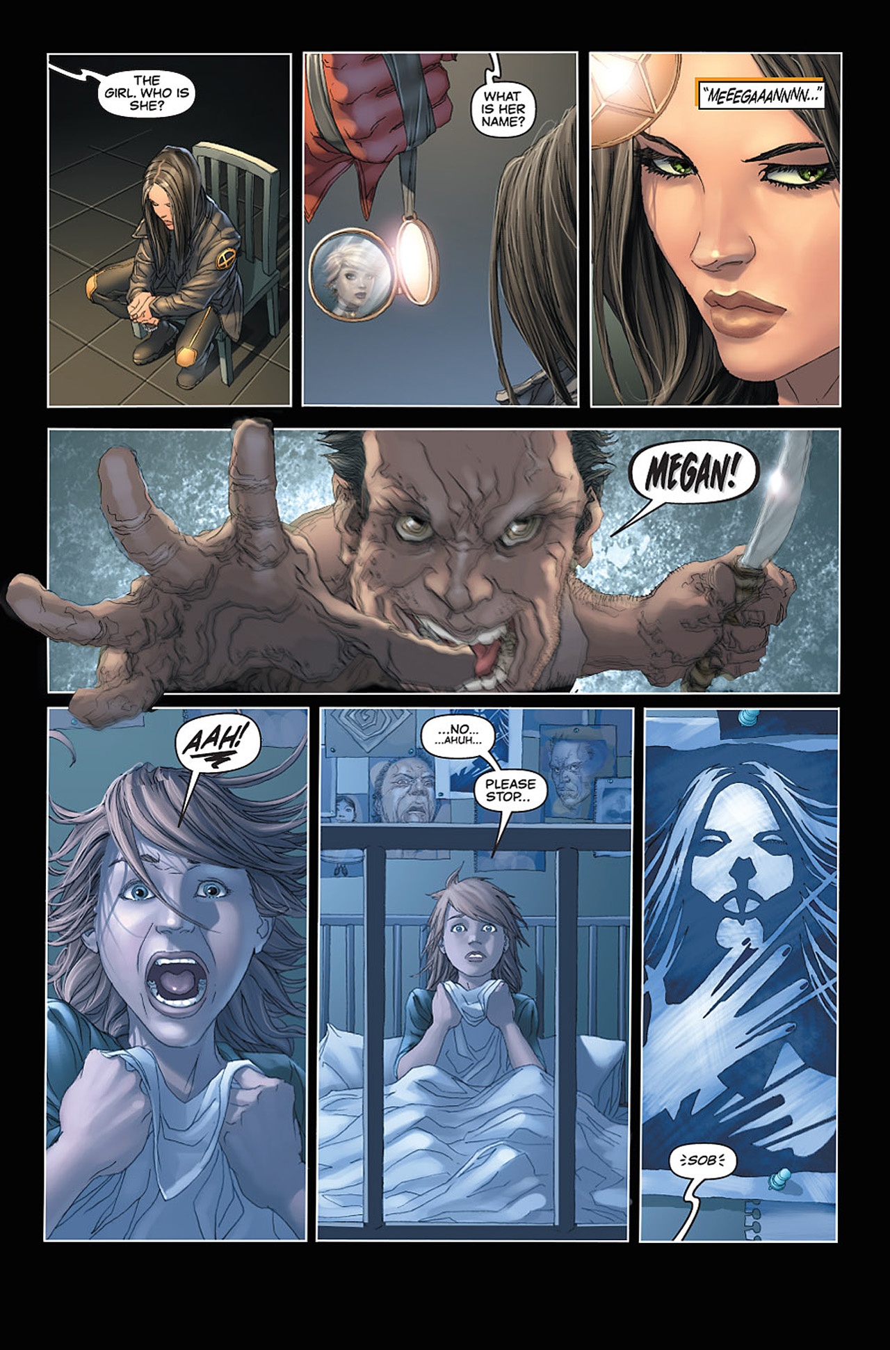 Read online X-23: Target X comic -  Issue #1 - 20