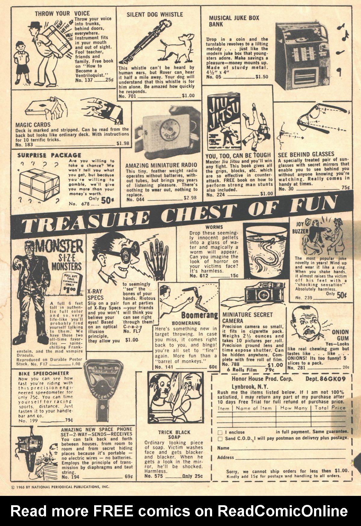 Read online Adventure Comics (1938) comic -  Issue #336 - 3
