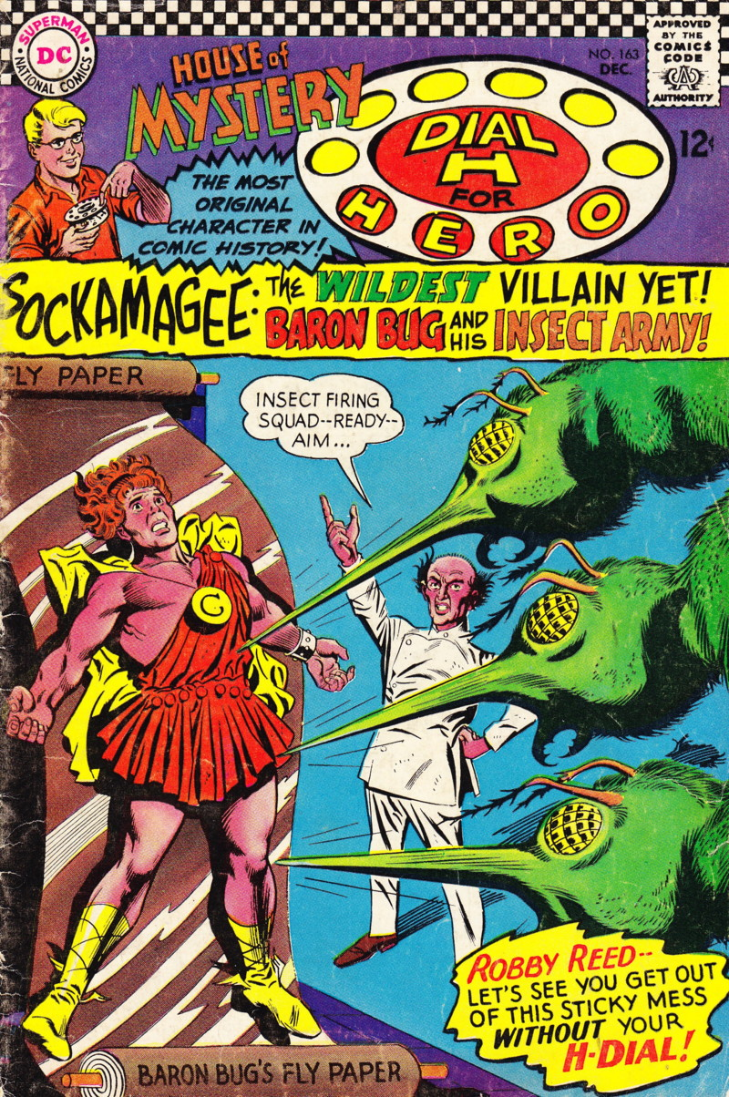 House of Mystery (1951) issue 163 - Page 1