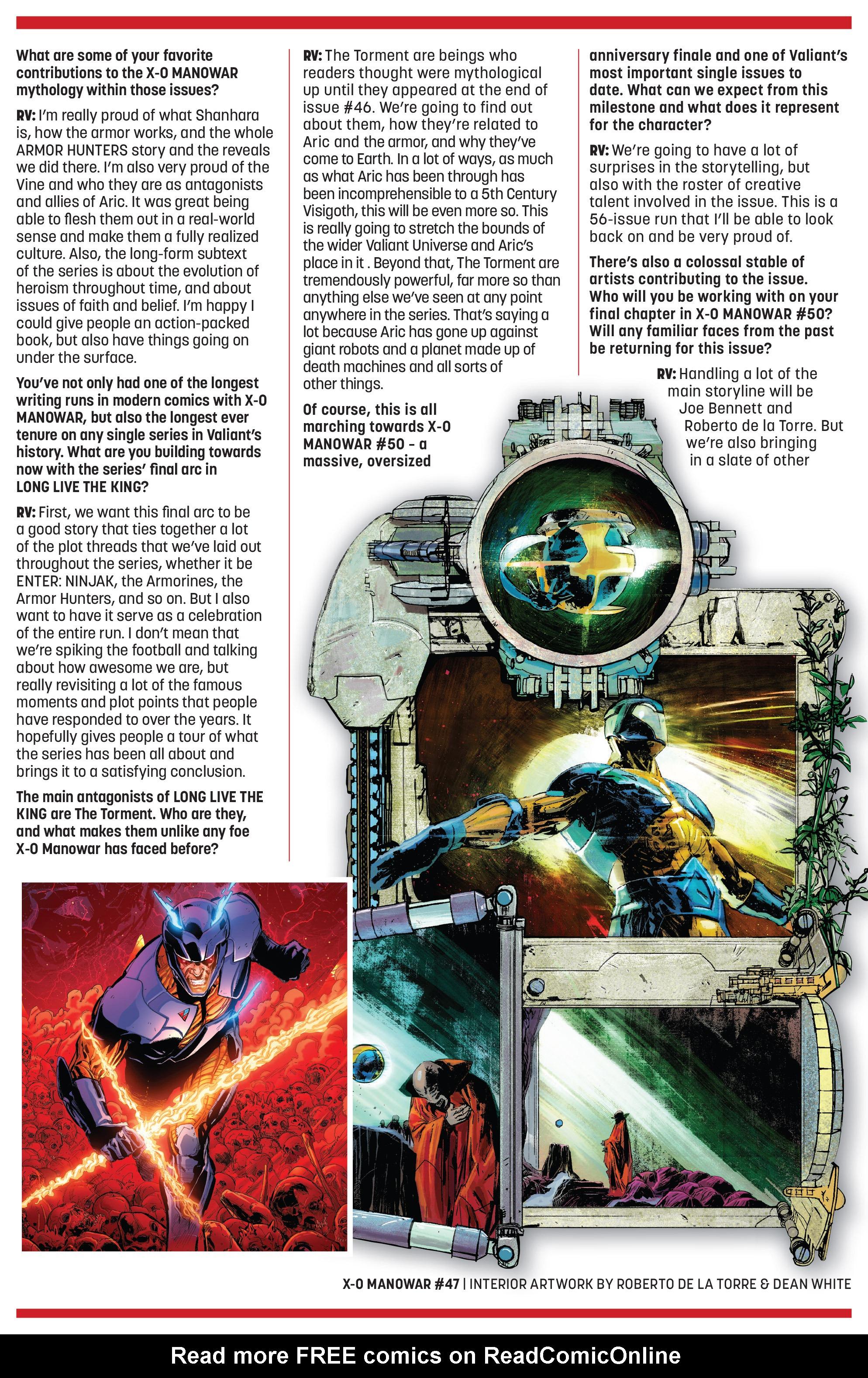 Read online 4001 A.D.: Bloodshot comic -  Issue #4001 A.D.: Bloodshot Full - 27