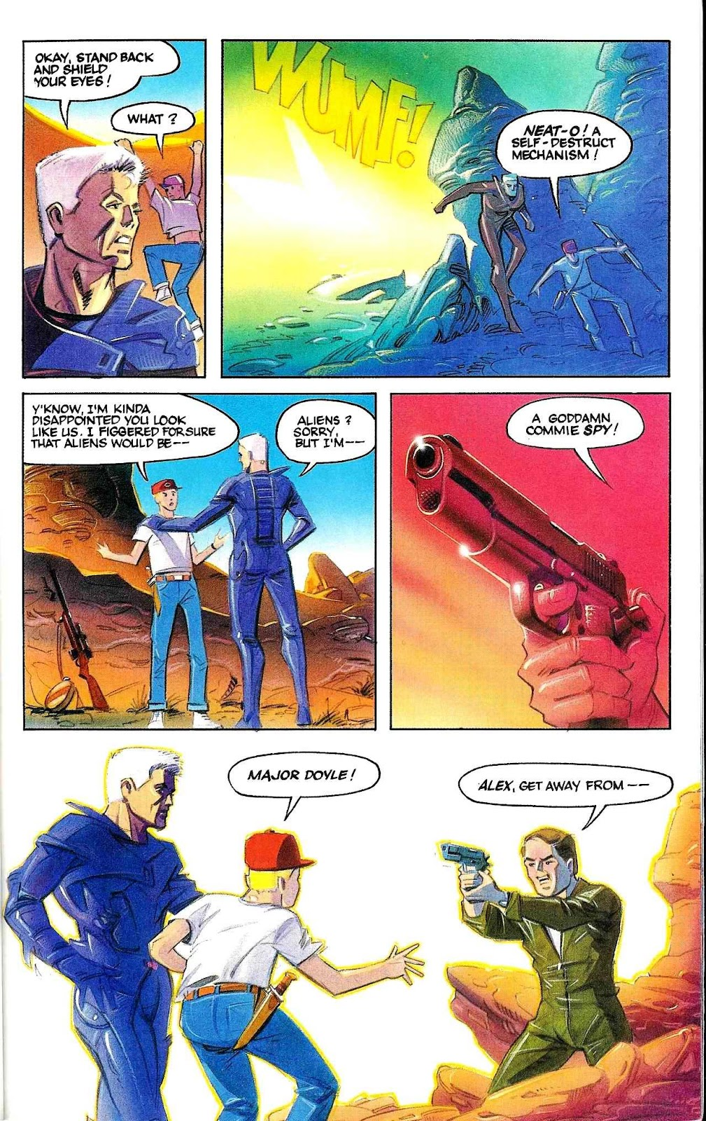 Tempus Fugitive issue 1 - Page 14