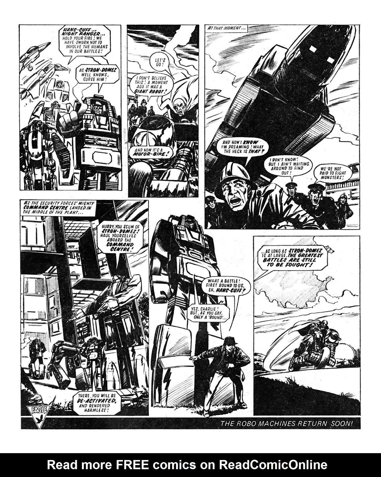 Read online Robo Machines comic -  Issue # TPB - 65