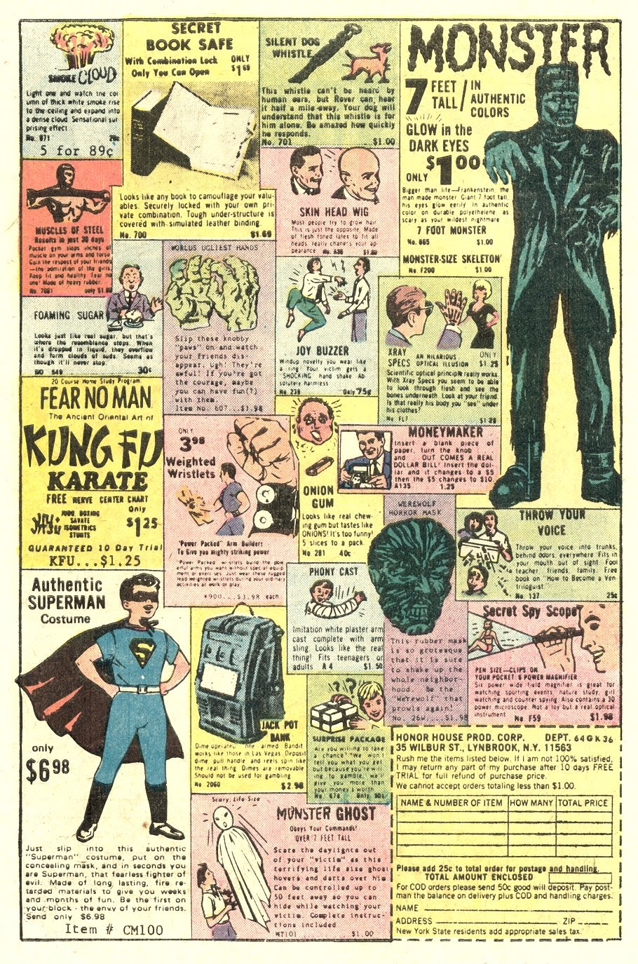 Read online Tiger-Man comic -  Issue #1 - 8